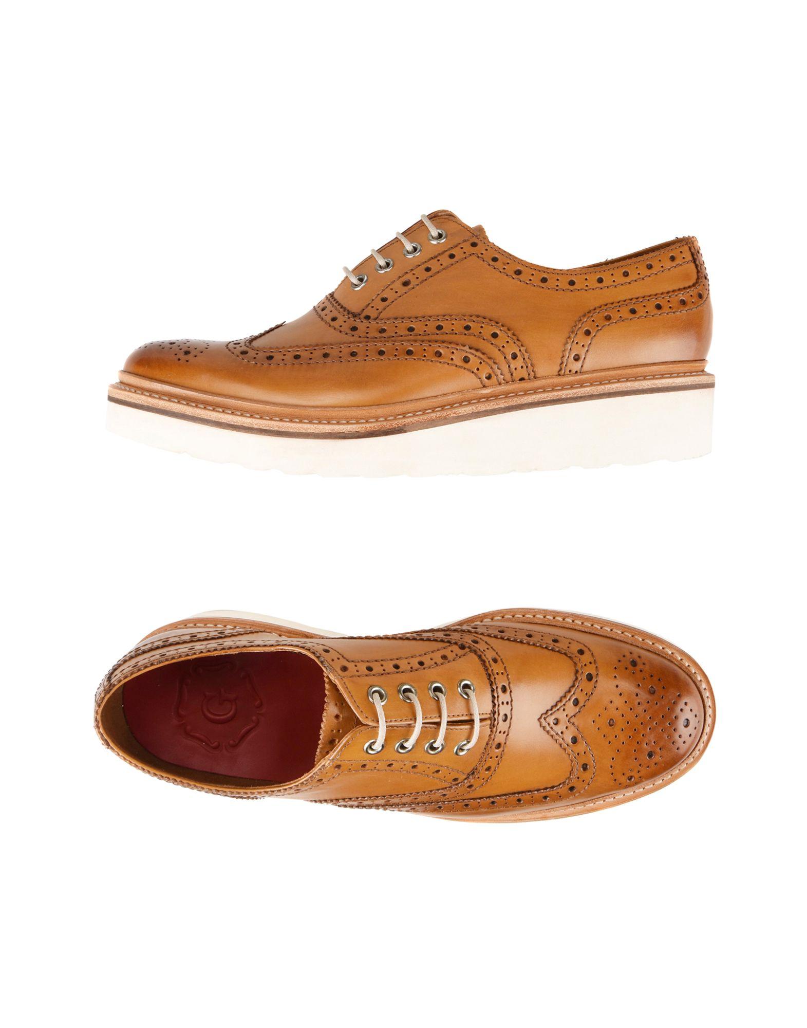 Chaussures À Lacets Grenson Femme - Chaussures À Lacets Grenson sur