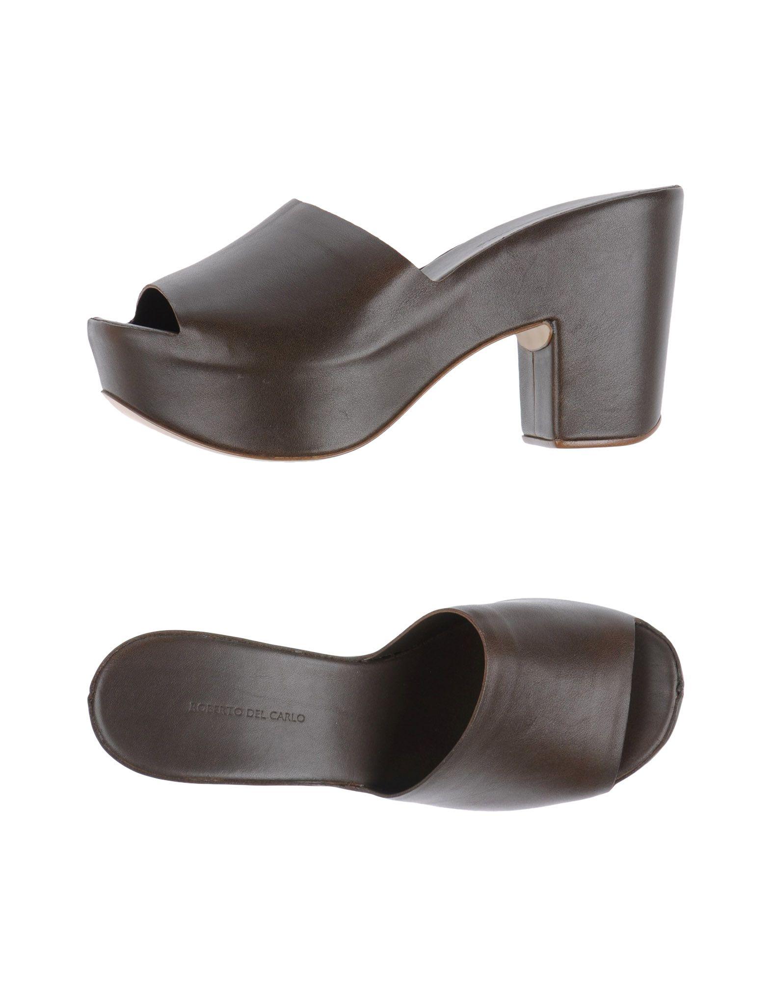Stilvolle billige Schuhe Roberto Del Carlo Sandalen Damen  11178960TK