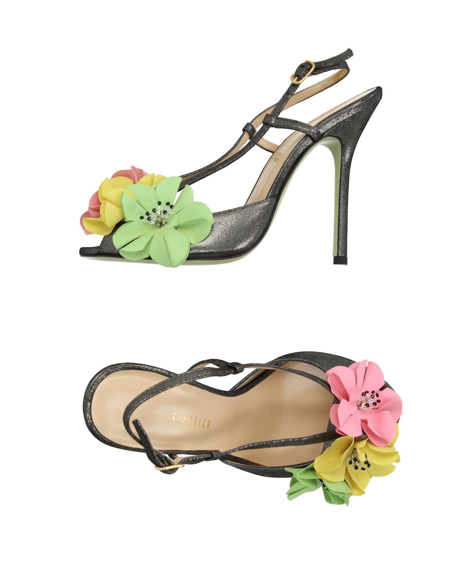 Giannico Sandalen Damen  11179553BSGut aussehende strapazierfähige Schuhe