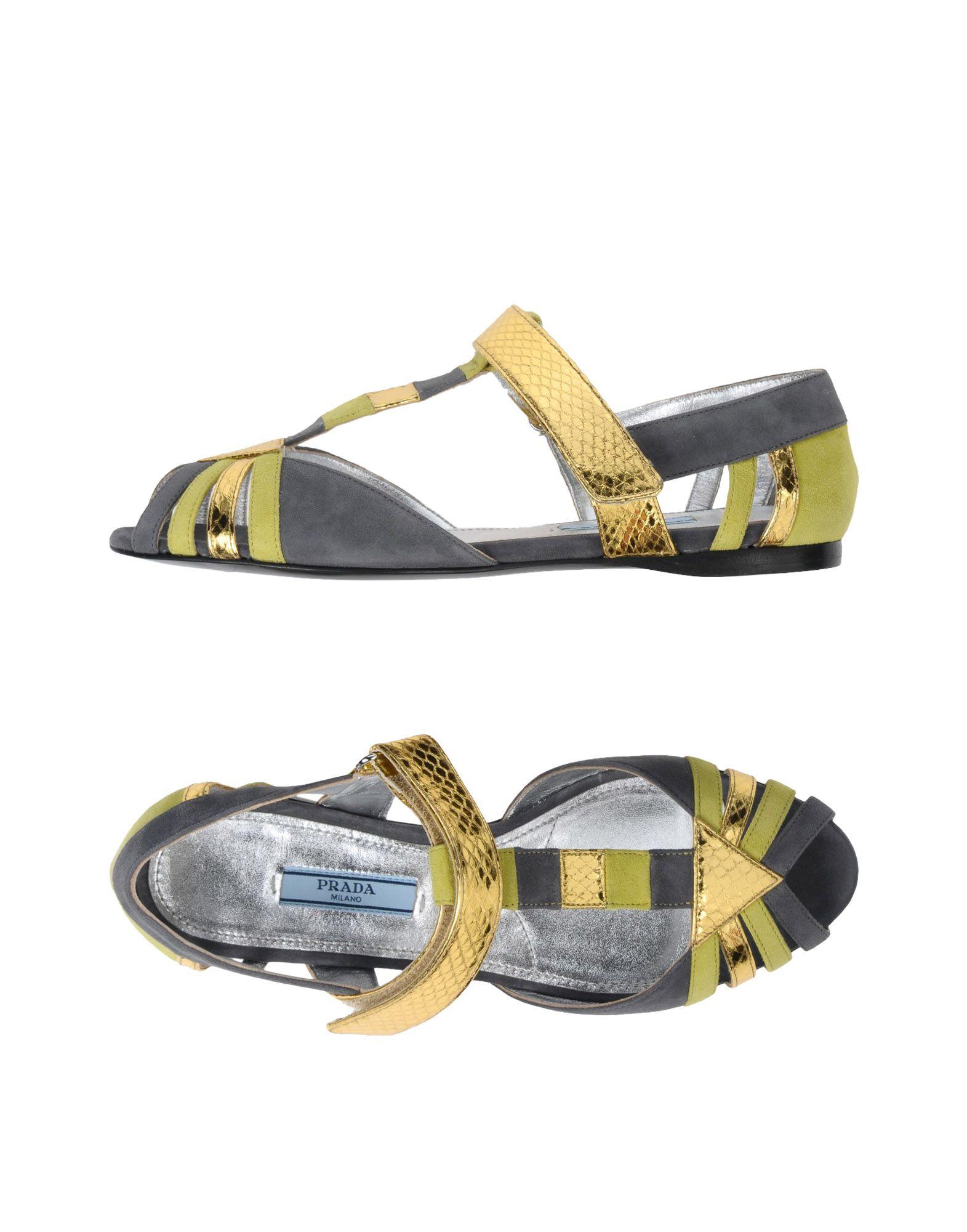 Sandali Prada Donna - e 11179629SI Scarpe comode e - distintive f26d7a