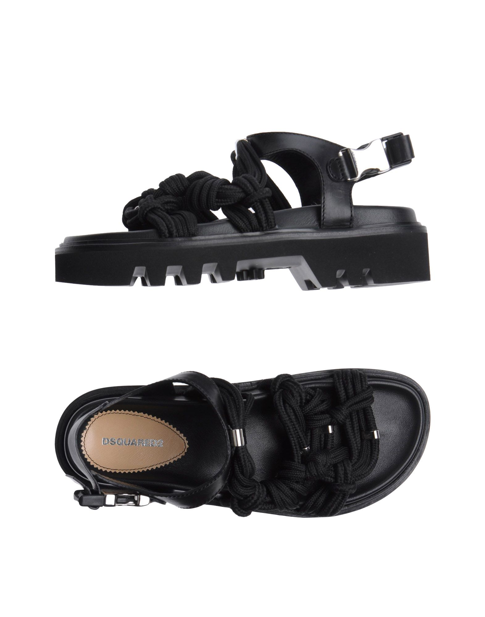 Rabatt Schuhe Dsquared2 Sandalen Damen  11179634GR