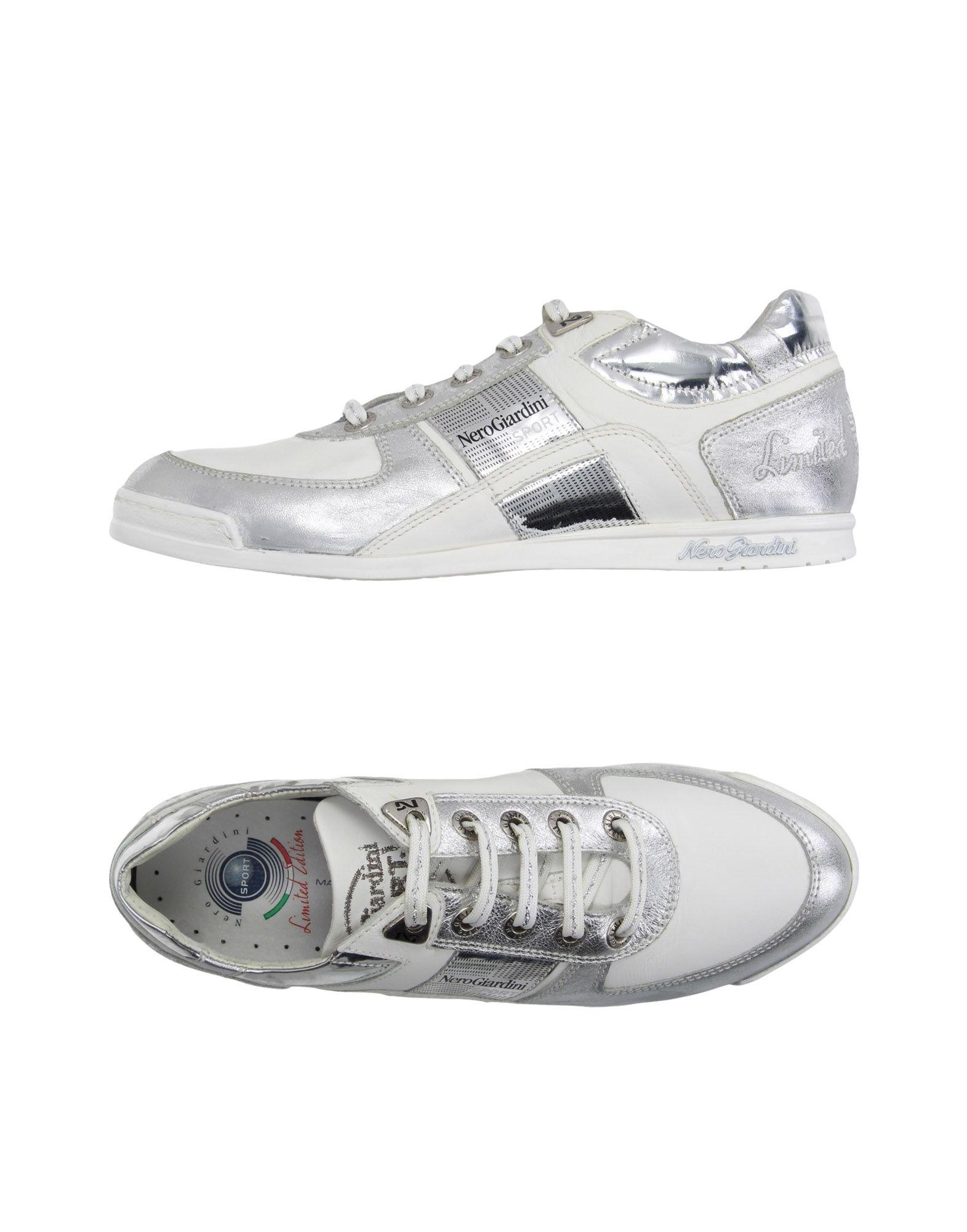 Baskets Nero Giardini Femme - Baskets Nero Giardini Blanc Les chaussures les plus populaires pour les hommes et les femmes