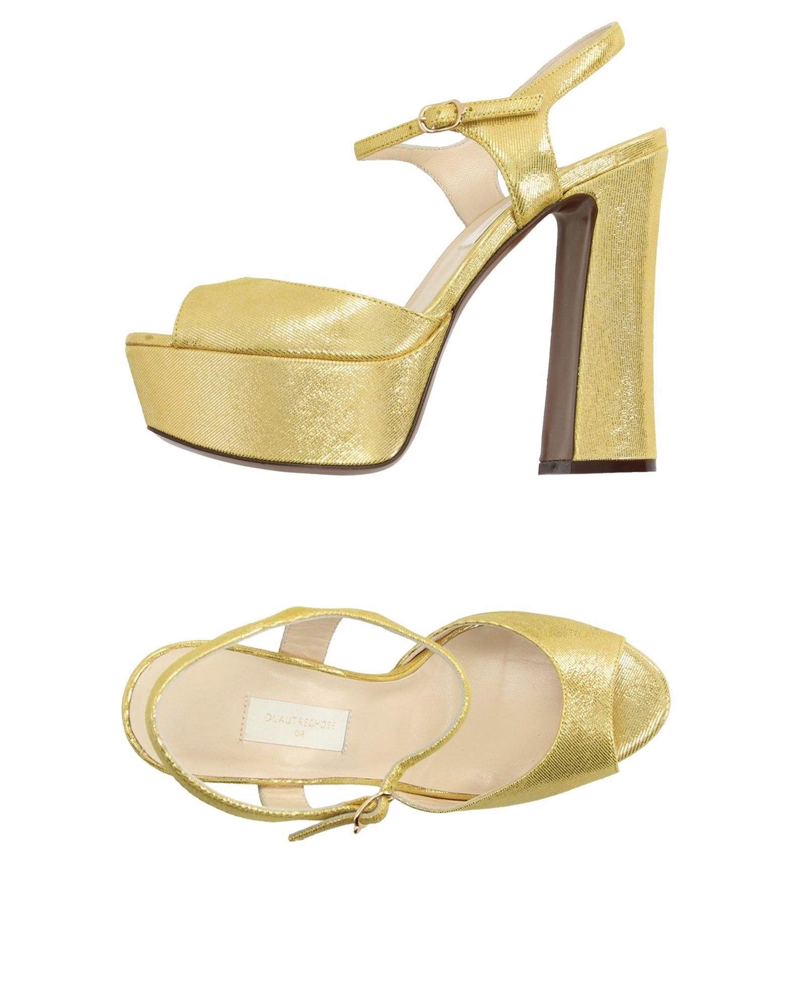 Stilvolle billige Schuhe L' Autre Chose Sandalen Damen  11180205LT