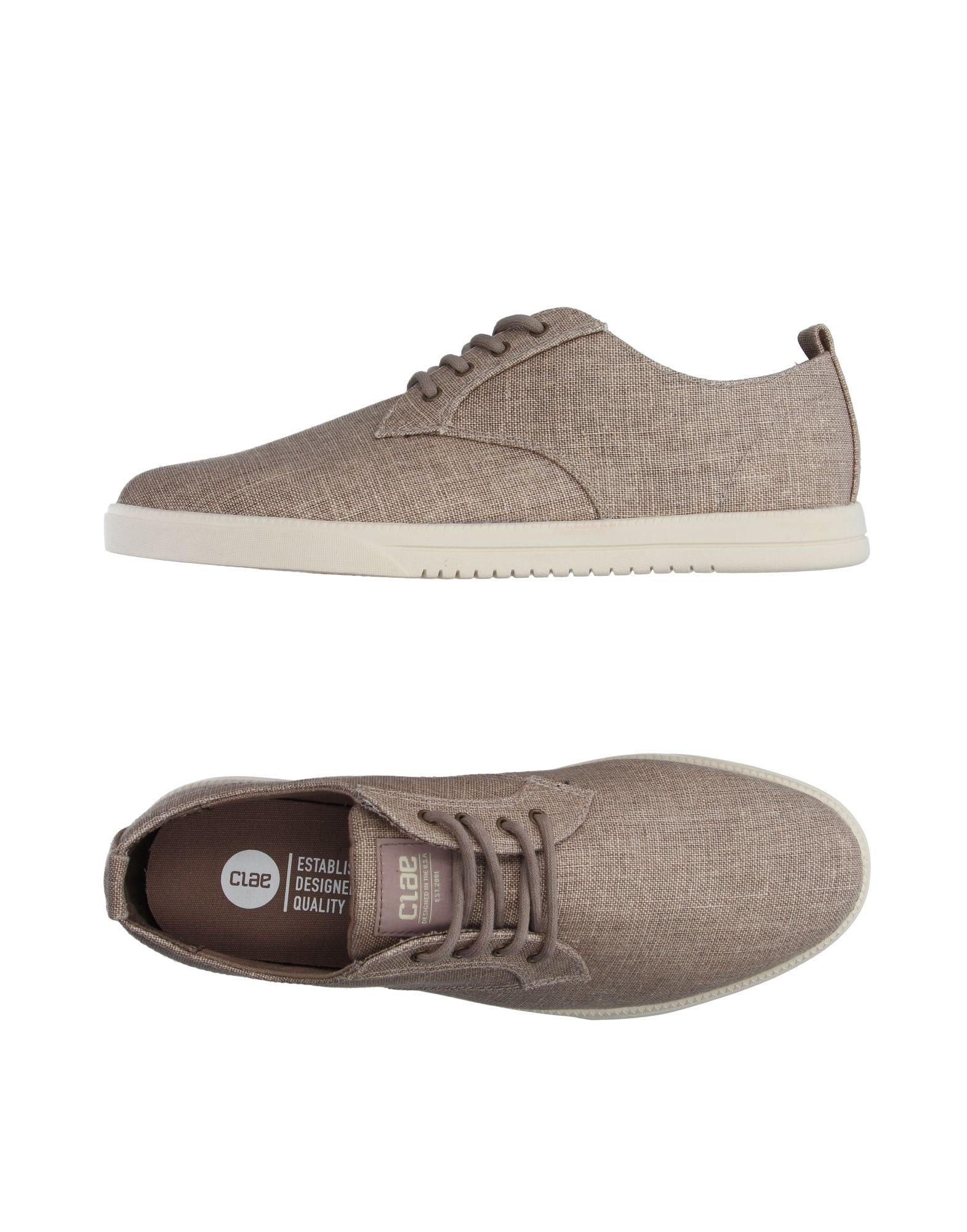 Rabatt echte Schuhe Clae Sneakers Herren  11180243BK