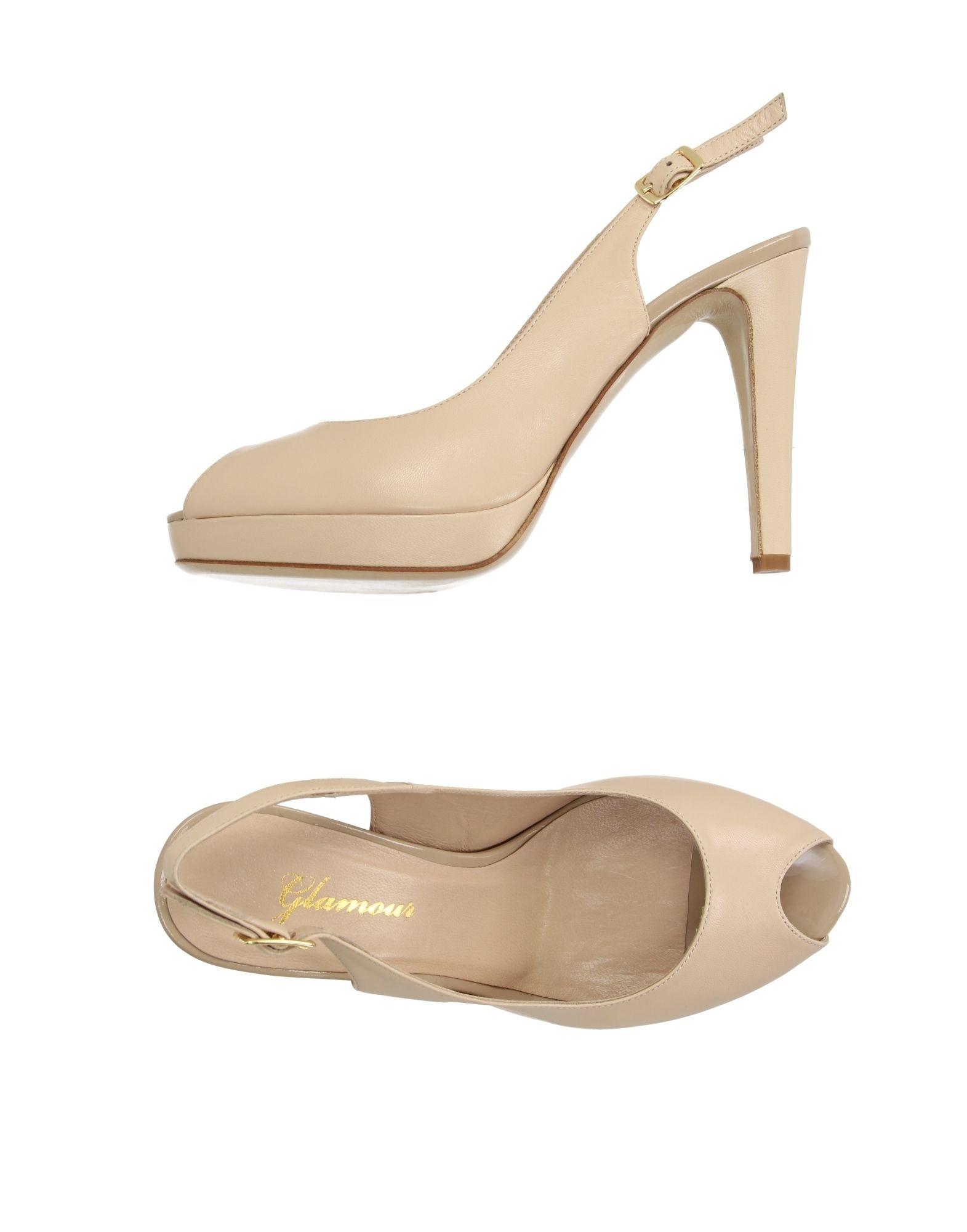 Sandales Glamour Femme - Sandales Glamour sur