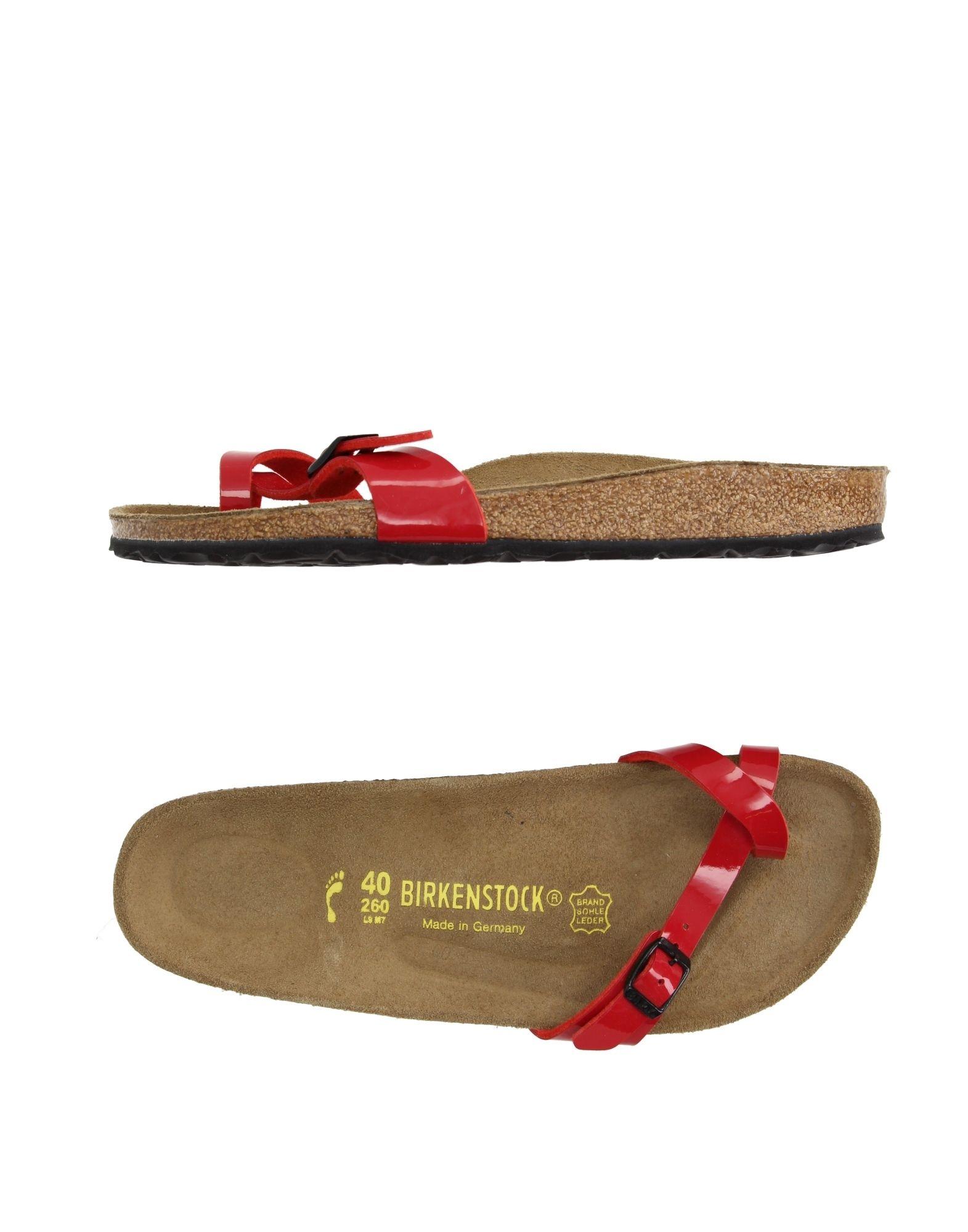ba7125fe7704 Birkenstock Flip Flops - Women Birkenstock Flip Flops online on YOOX  Switzerland - 11180725IF