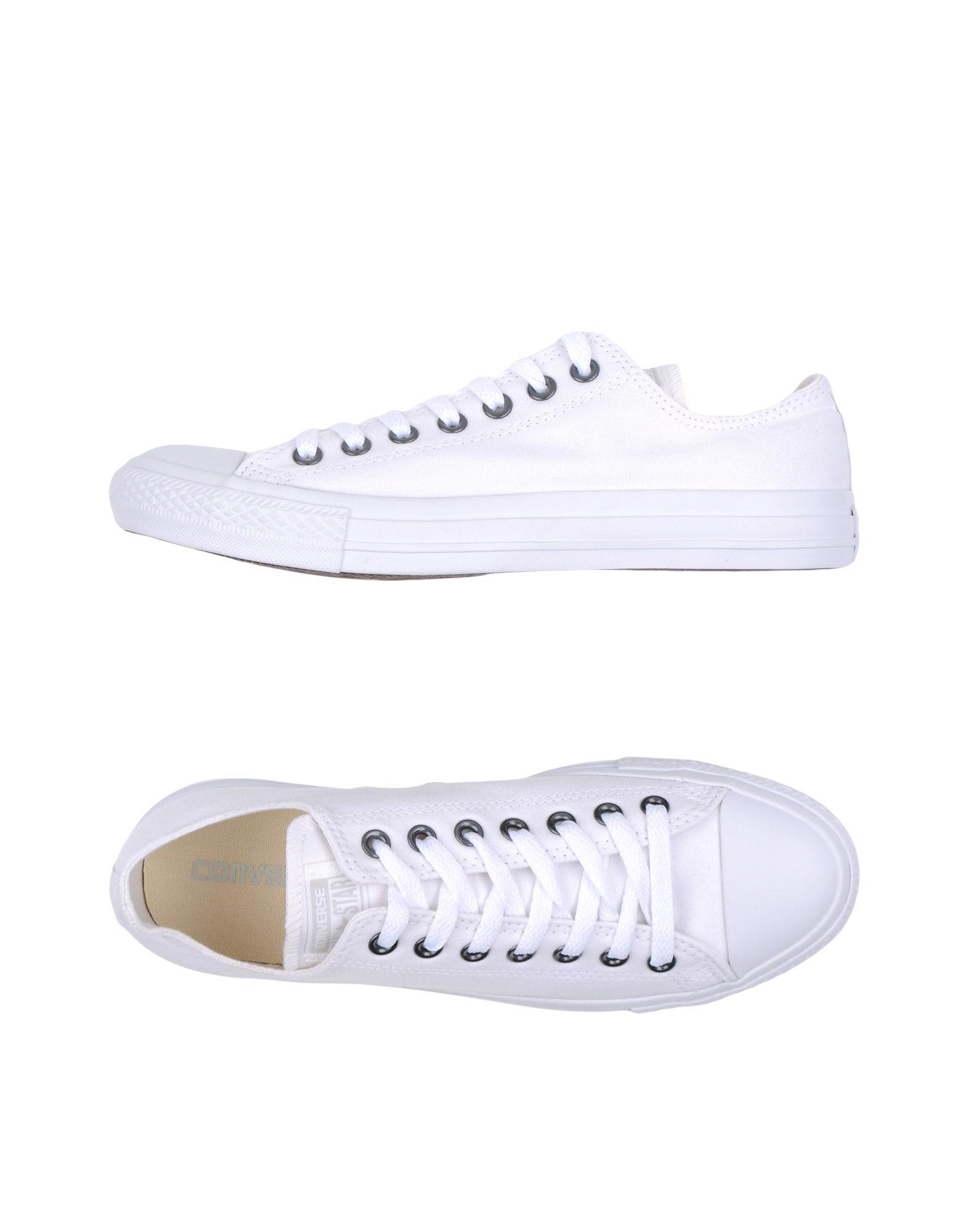 Rabatt echte Schuhe Converse All Star Sneakers Herren  11180936HH
