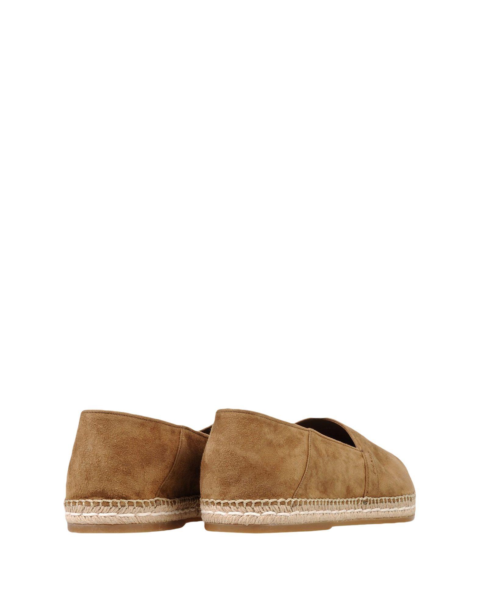 Prada Gute Espadrilles Herren  11181351JA Gute Prada Qualität beliebte Schuhe 045119