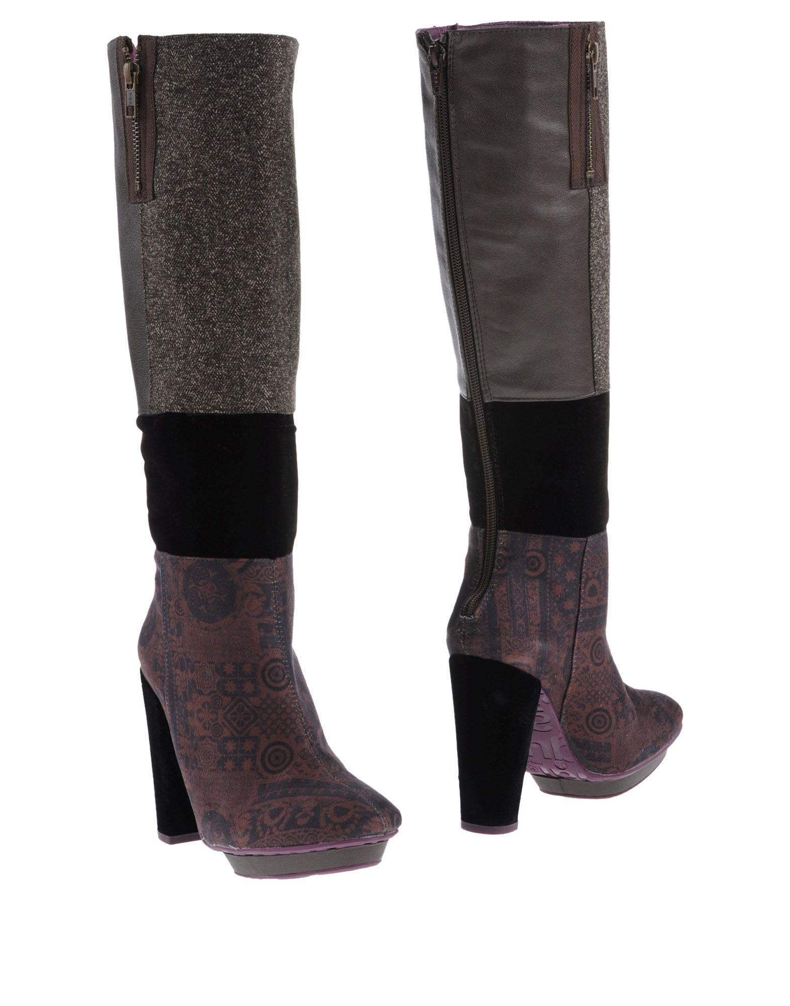 Desigual Stiefel Damen  11181495DI Gute Qualität beliebte Schuhe