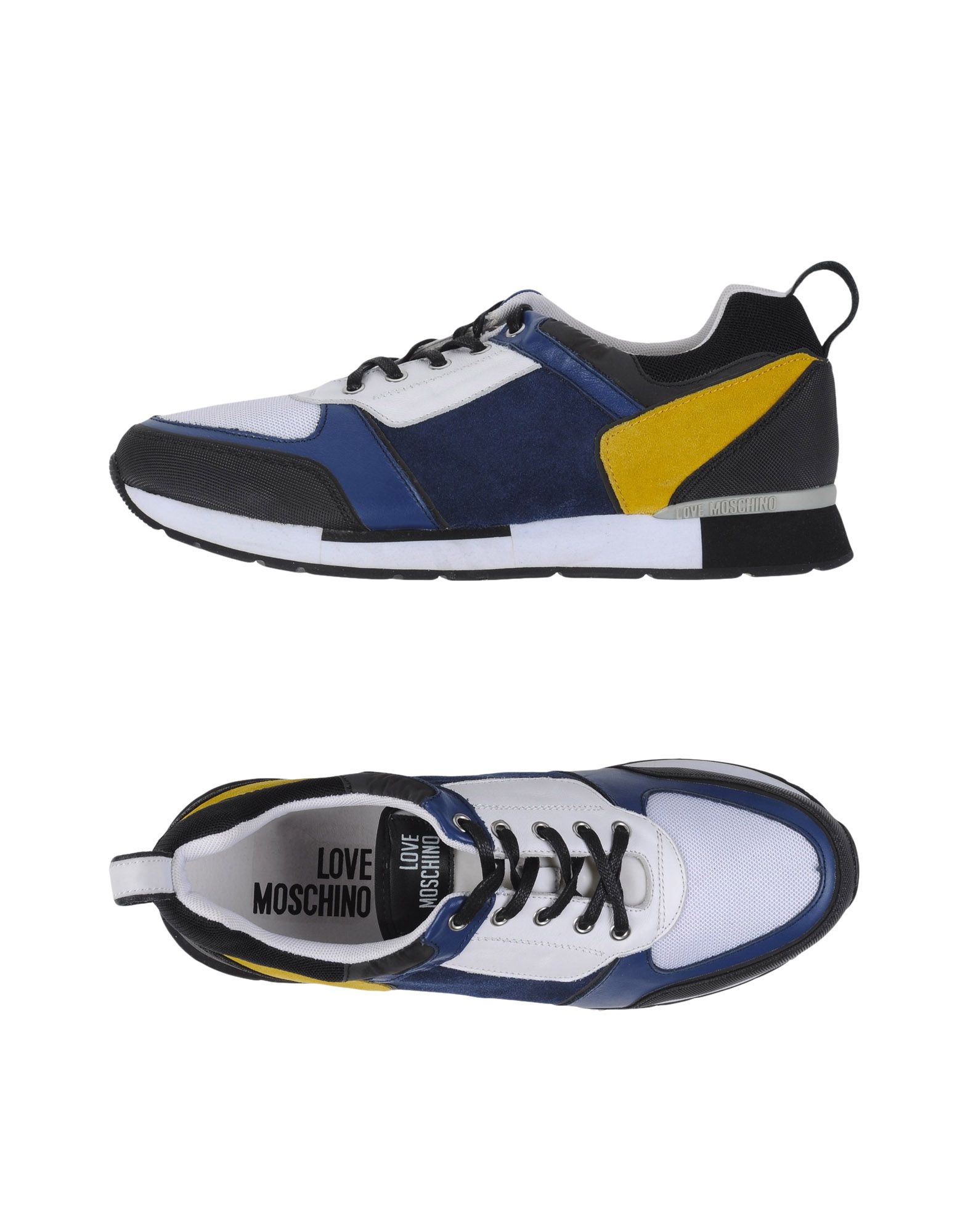 Love Moschino  Sneakers Herren  Moschino 11181574DP 3e3ae4