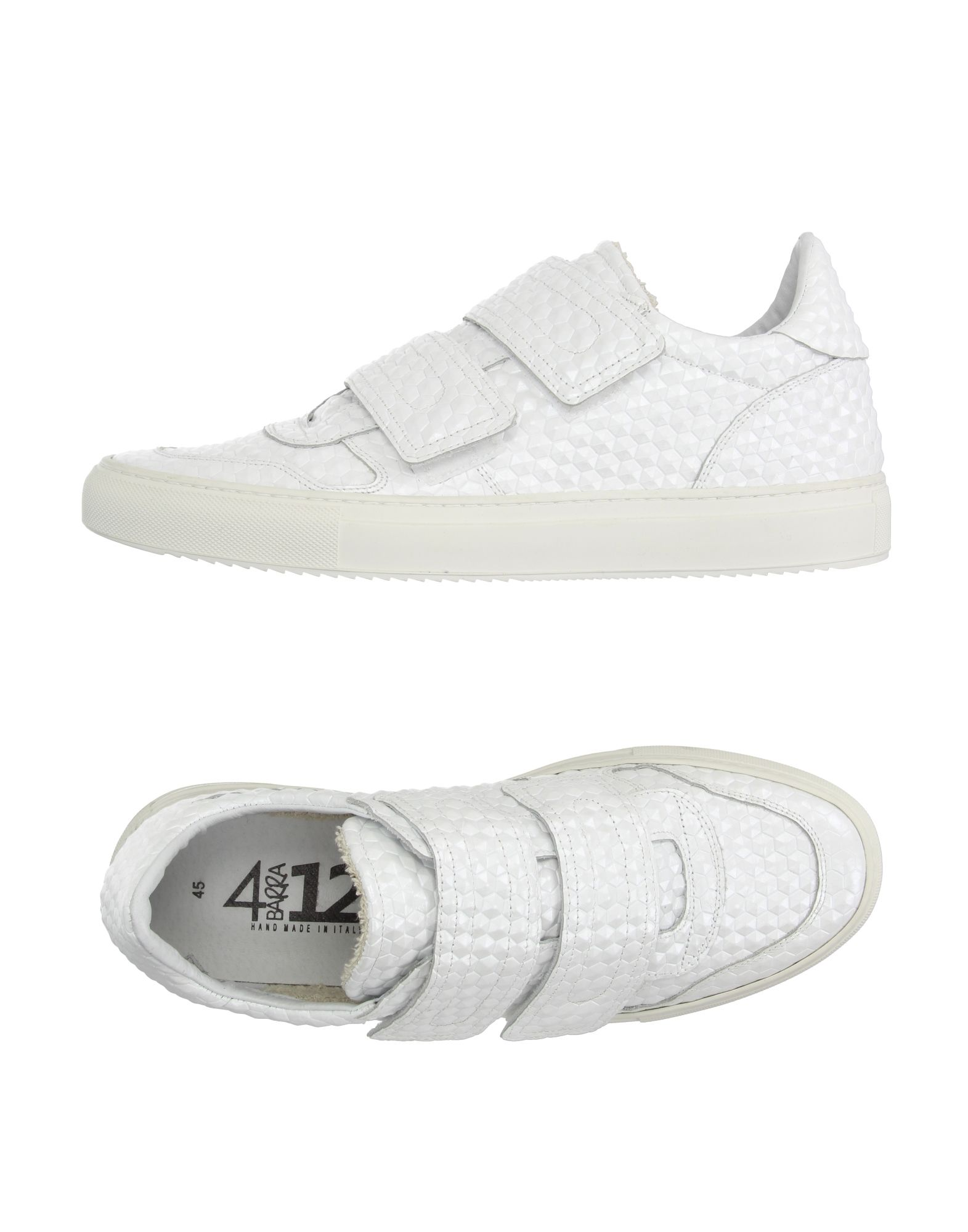 Quattrobarradodici Sneakers Herren  11181949KA Gute Qualität beliebte Schuhe
