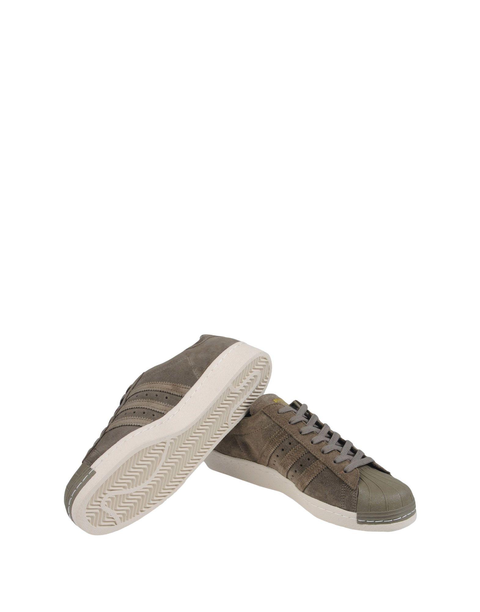 Rabatt echte Superstar Schuhe Adidas Originals Superstar echte 80S  11182067OE 0fde97