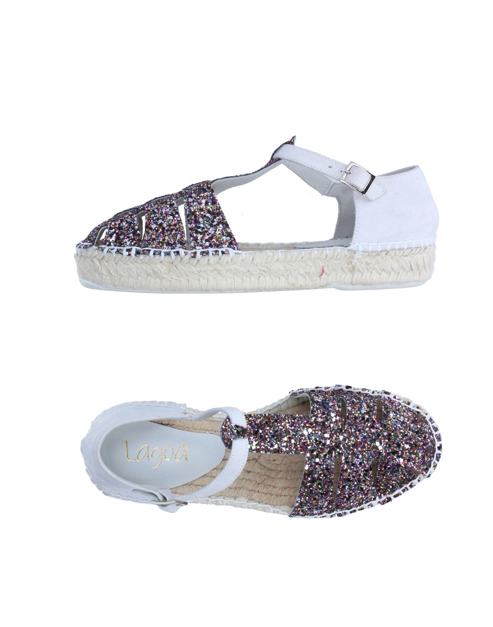 Günstige und modische Schuhe Lagoa Espadrilles Damen  11182132CI