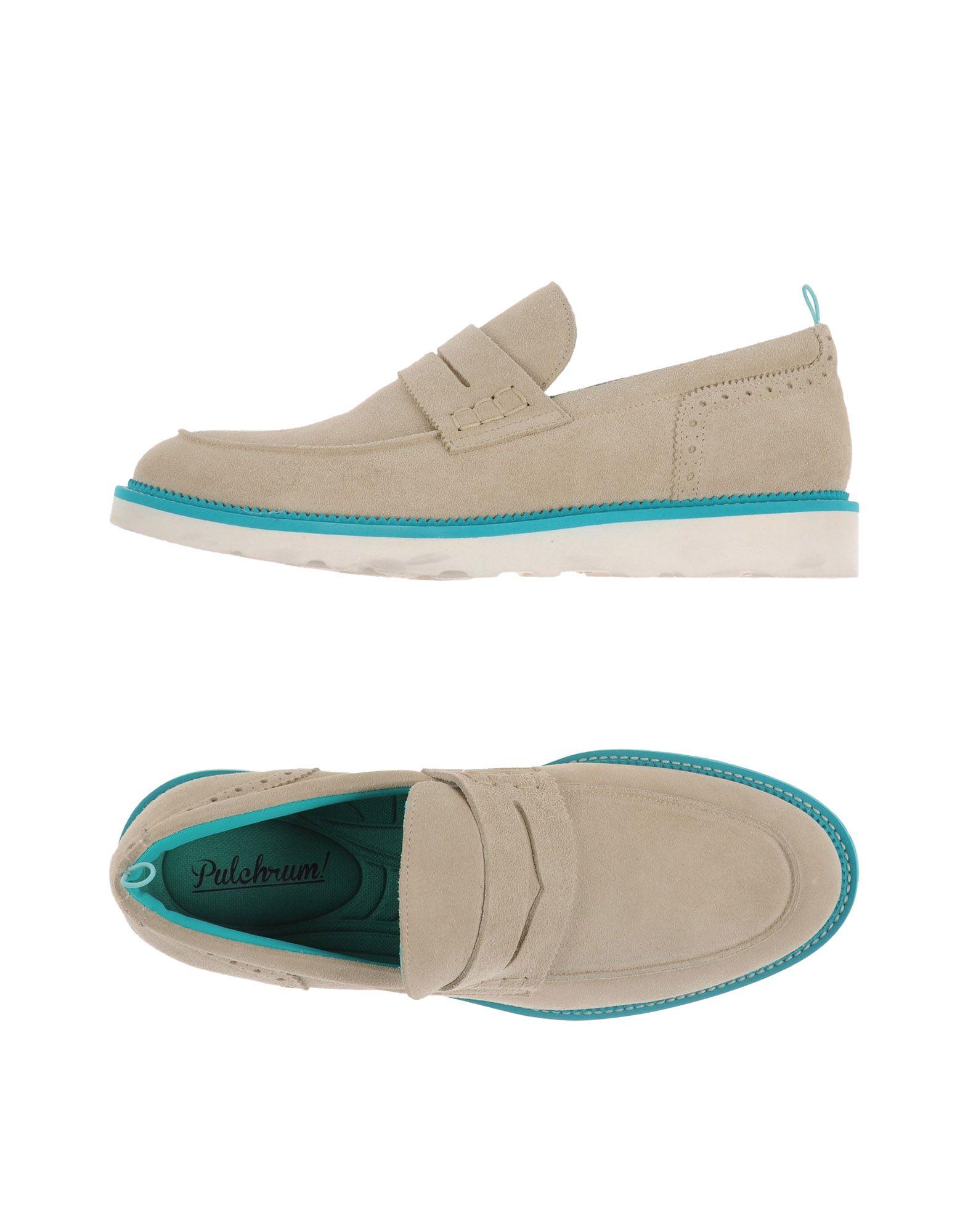Rabatt echte Schuhe Pulchrum! Mokassins 11182181RA Herren  11182181RA Mokassins e74491