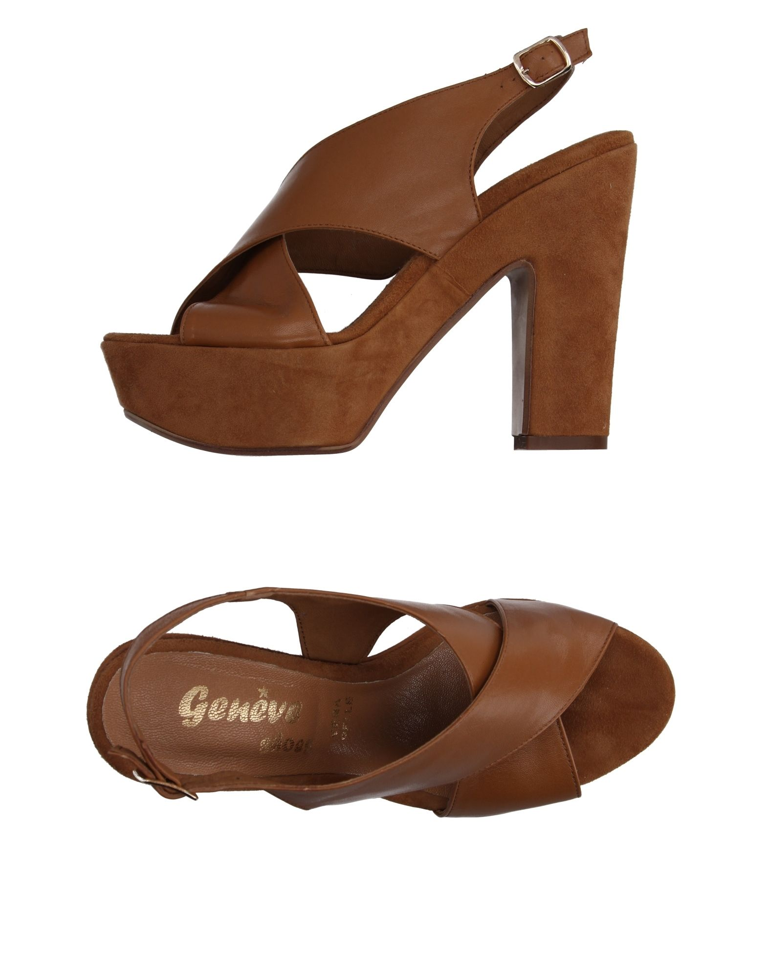 Sandales Geneve Femme - Sandales Geneve sur