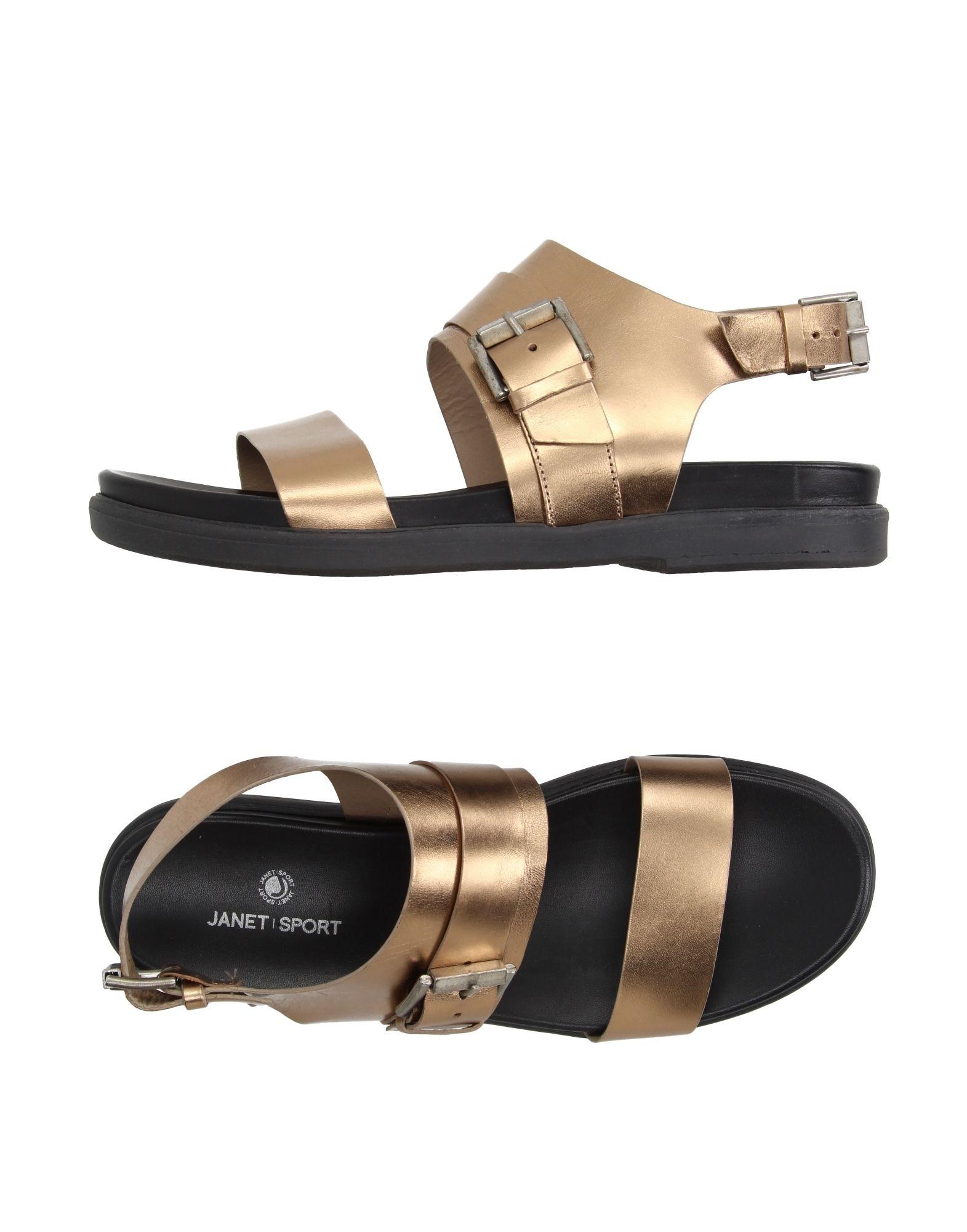 Janet Sport Sandalen Damen  11182740AE Gute Qualität beliebte Schuhe