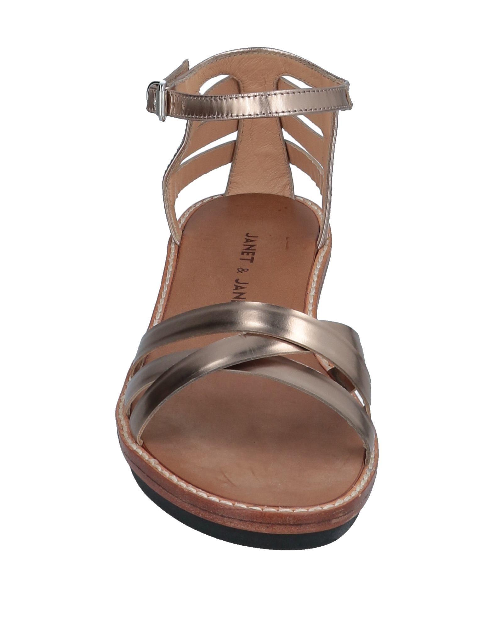 Janet & Janet Sandalen  Damen  Sandalen 11182760IE Gute Qualität beliebte Schuhe 634db3