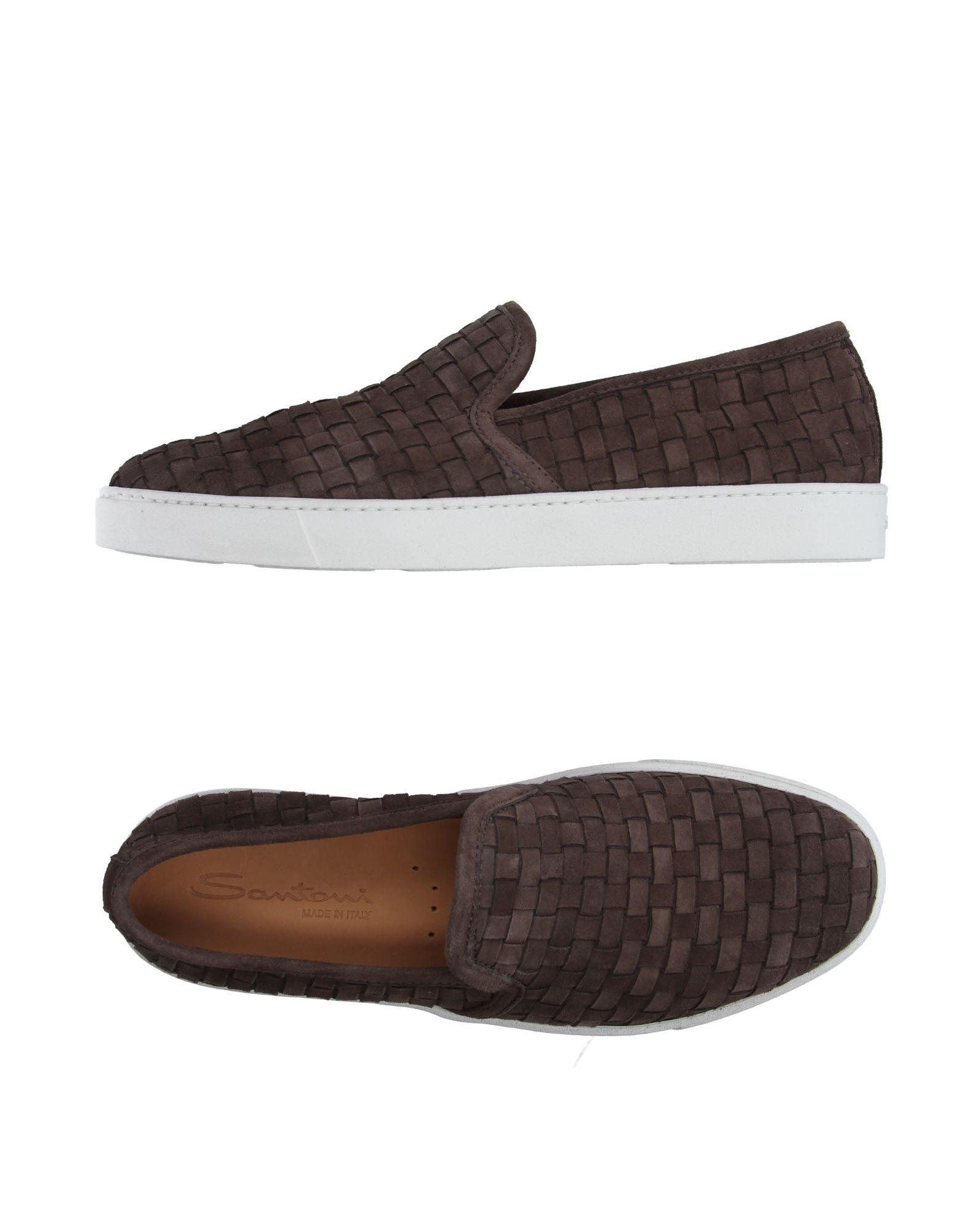 Moda Santoni Sneakers Santoni Moda Uomo - 11182961GW 55785d