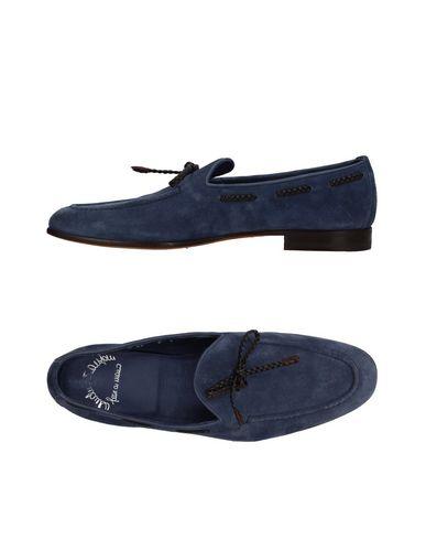 Zapatos con descuento Mocasín Santoni Hombre - Mocasines Santoni - 11182979KF Azul francés