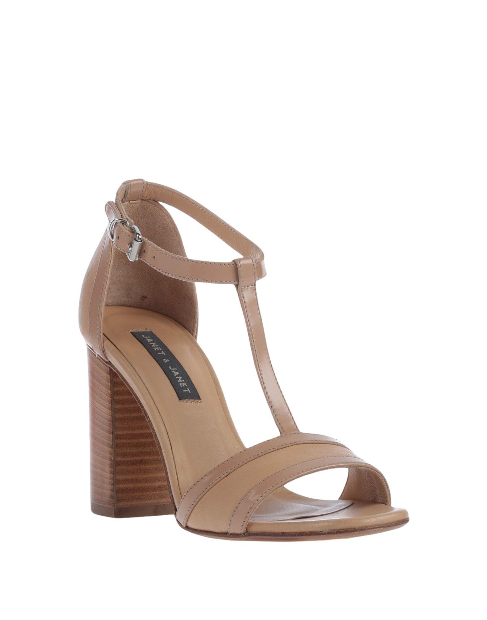 Gut tragenJanet um billige Schuhe zu tragenJanet Gut & Janet Sandalen Damen  11182990SX 997598