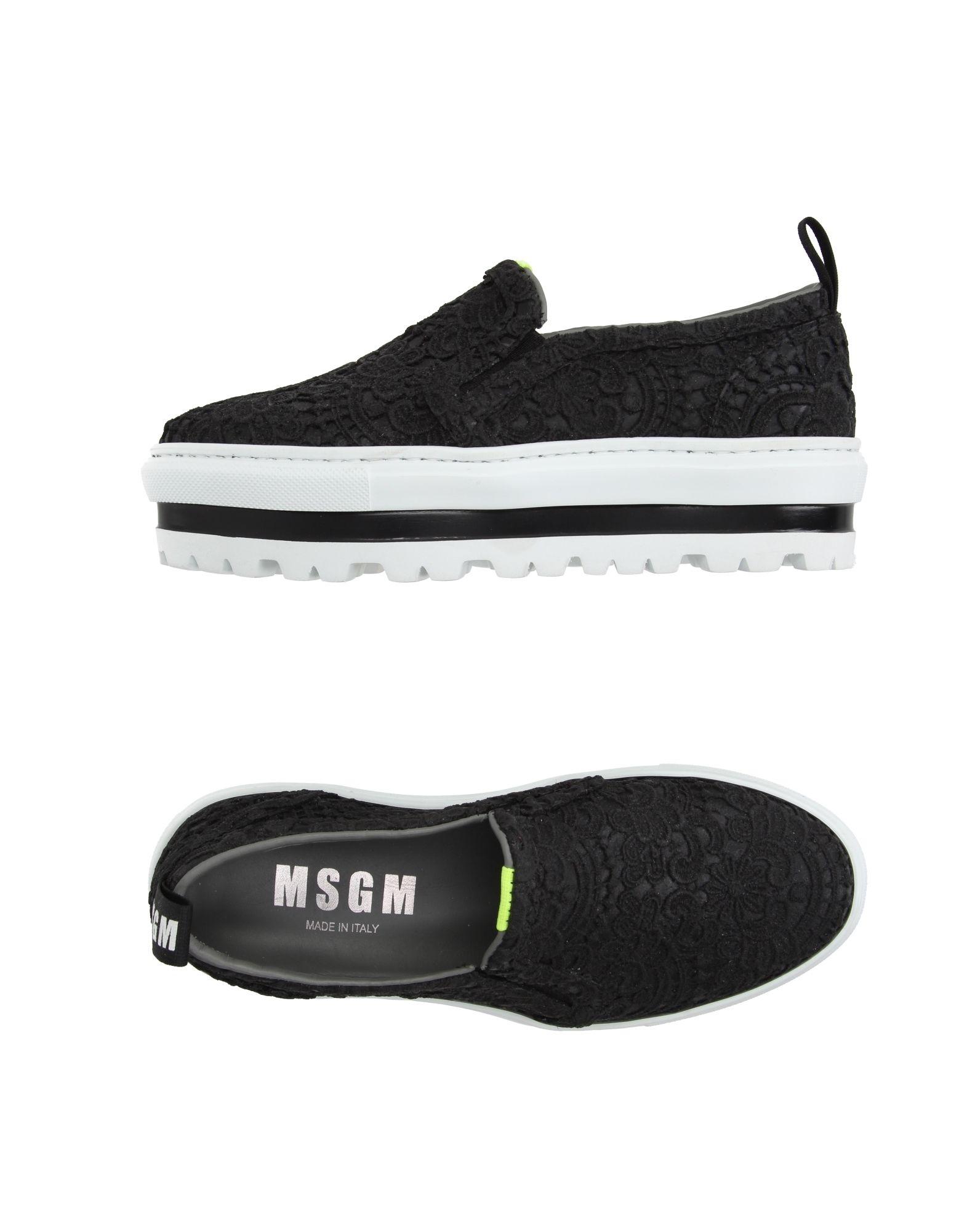 Msgm Sneakers Damen  11183083ESGut aussehende strapazierfähige Schuhe