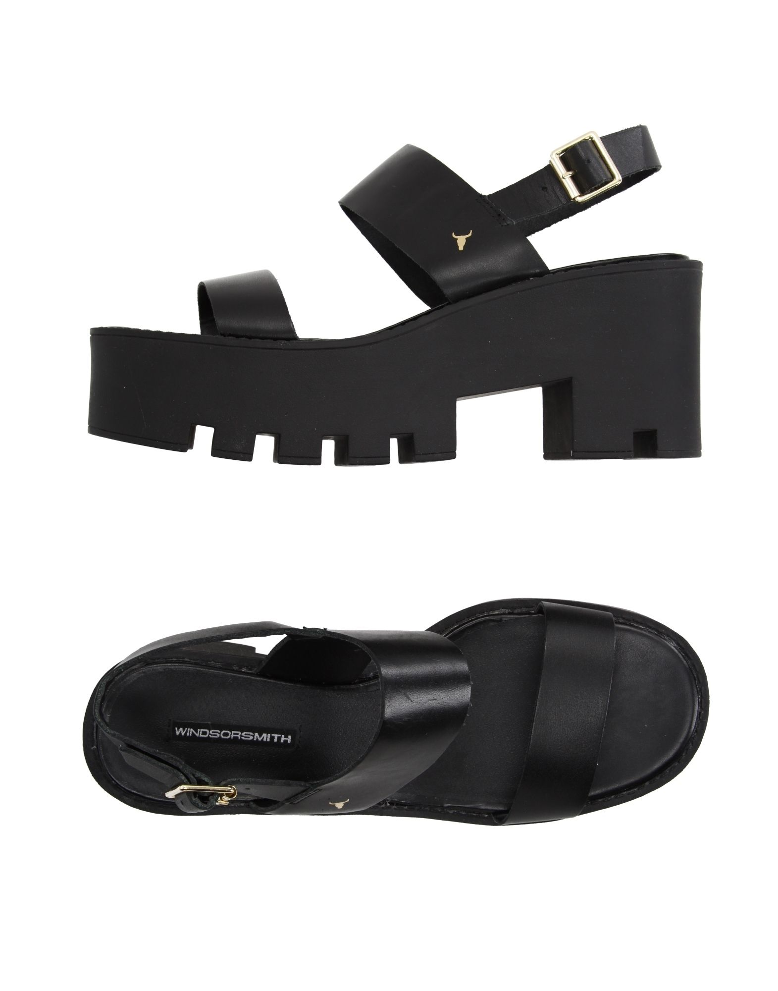 competitive price f0e29 46db9 WINDSOR SMITH Sandals - Footwear   YOOX.COM