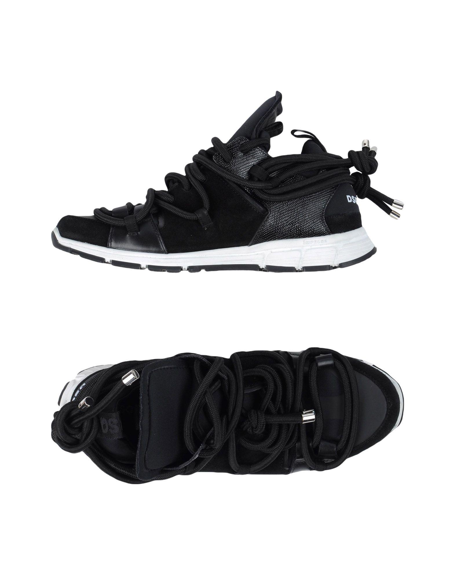 Günstige und modische Schuhe Dsquared2 Sneakers Herren  11183282TD