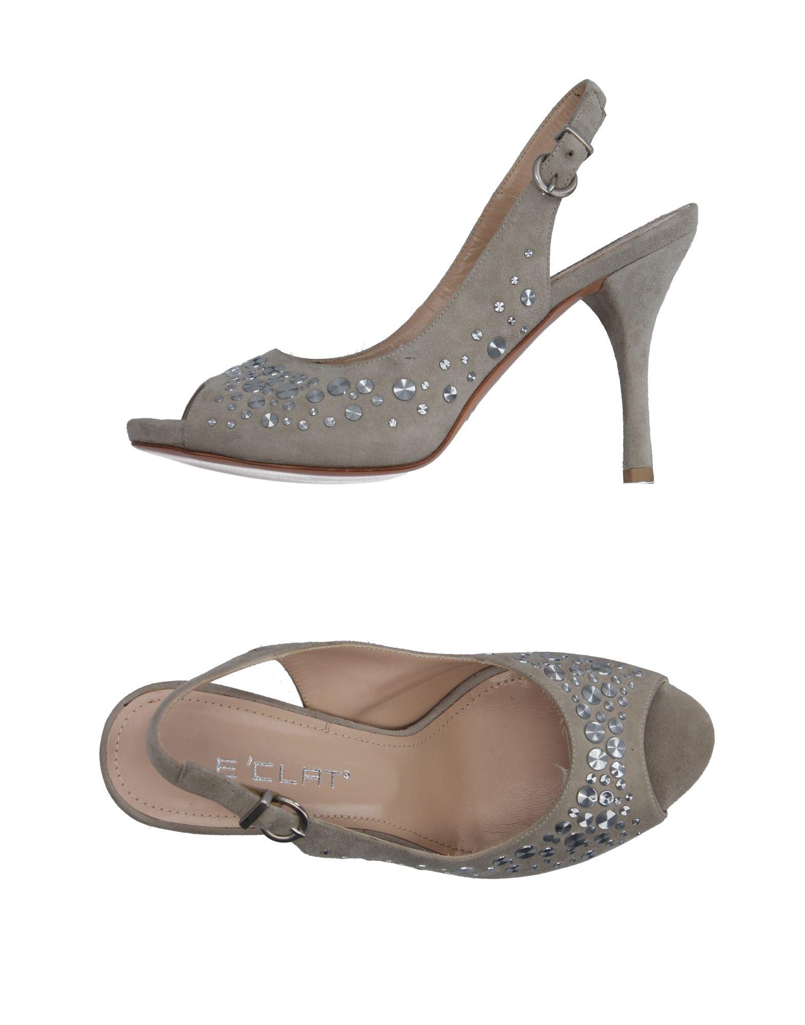 E'clat Sandalen Damen  11183294IH Gute Qualität beliebte Schuhe