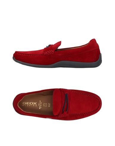 Zapatos con descuento Mocasín Geox Hombre - Mocasines Geox - 11183779QT Rojo