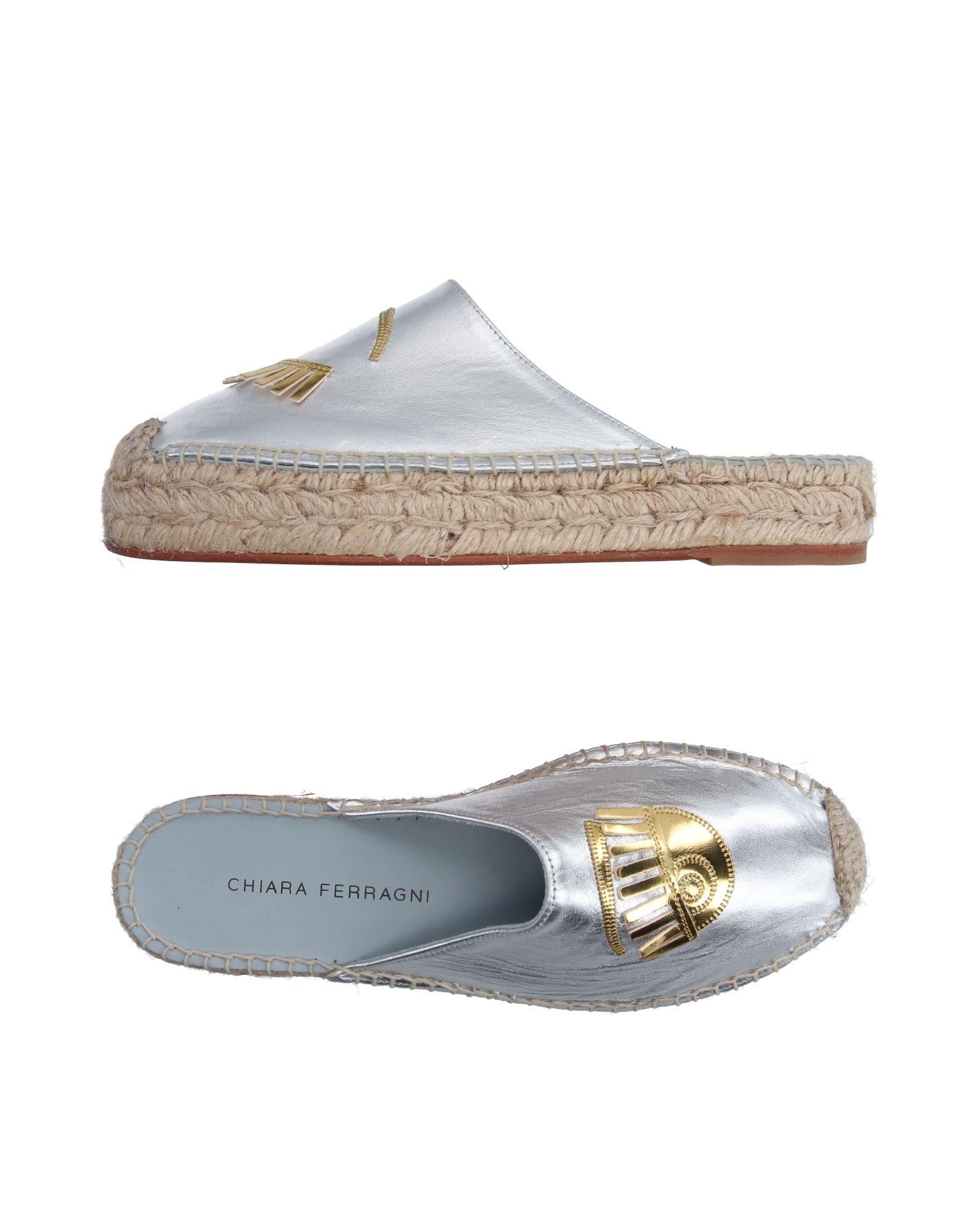 Chiara Ferragni Espadrilles Damen  11183806HN Gute Qualität beliebte Schuhe