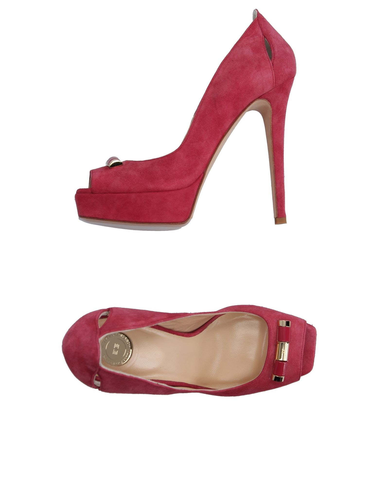 Elisabetta Franchi 11184092FGGut Pumps Damen  11184092FGGut Franchi aussehende strapazierfähige Schuhe 676f44