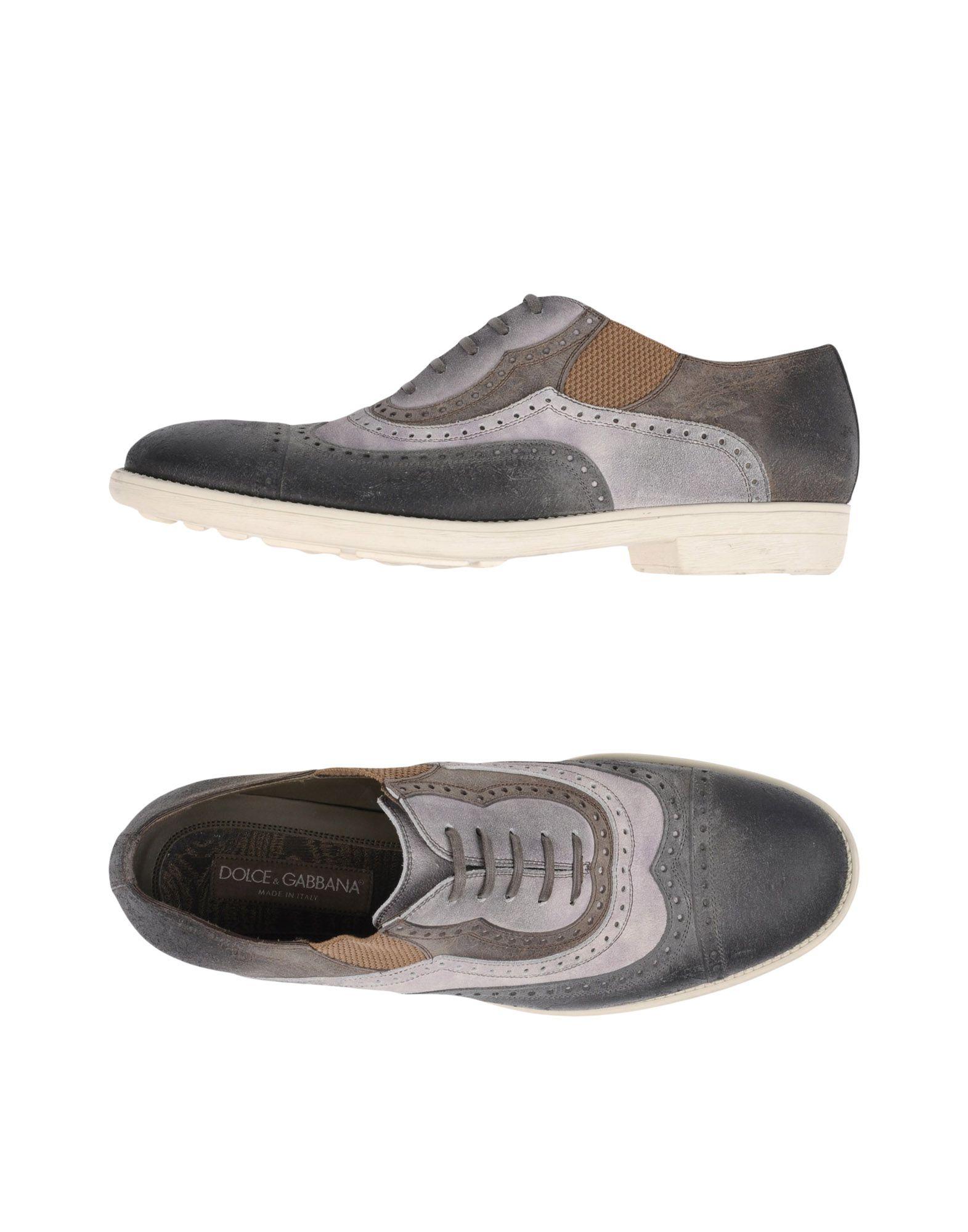 Dolce & Gabbana Schnürschuhe beliebte Herren  11184188IQ Gute Qualität beliebte Schnürschuhe Schuhe c14fdf