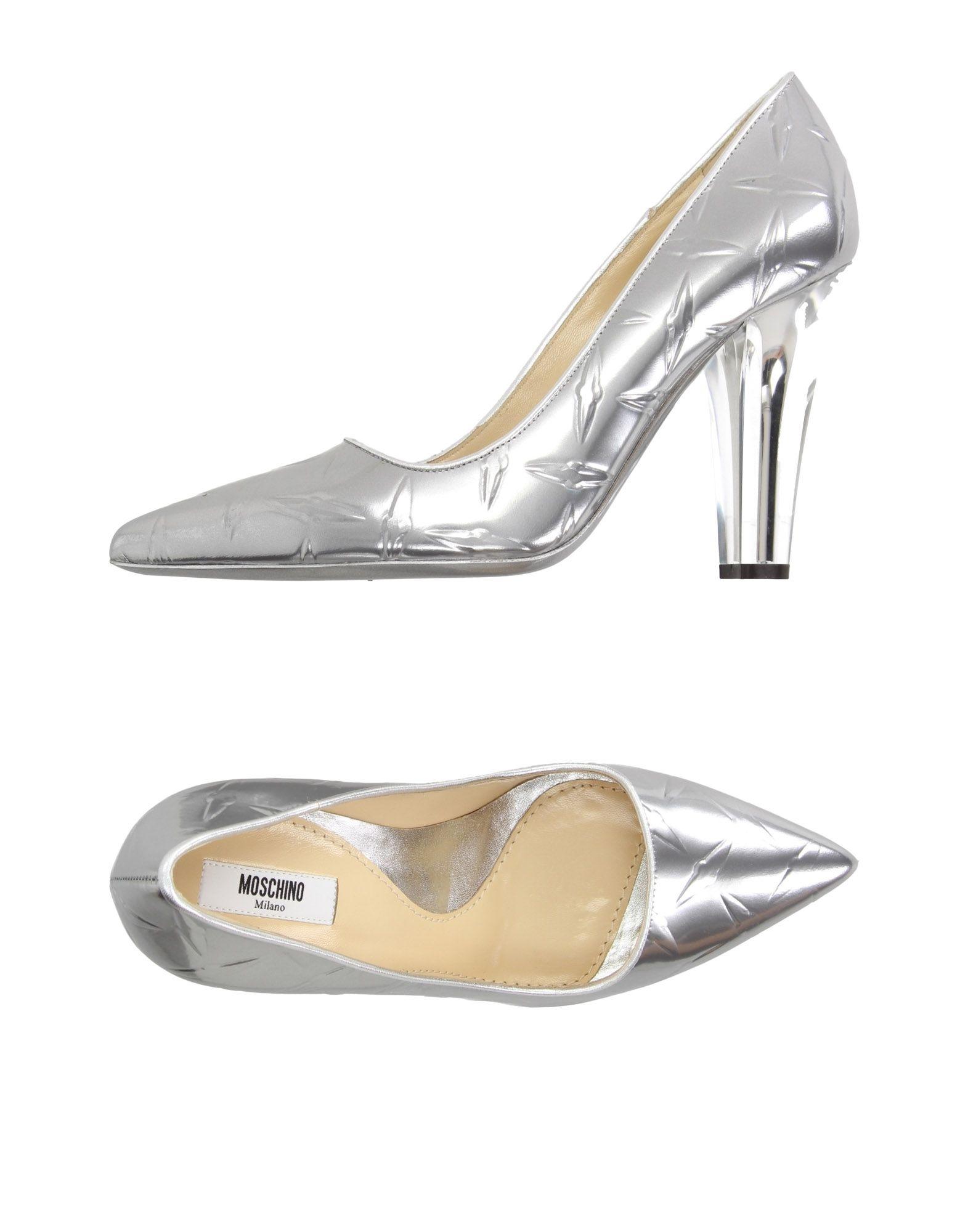 Rabatt Schuhe Moschino Pumps Damen  11184281LQ