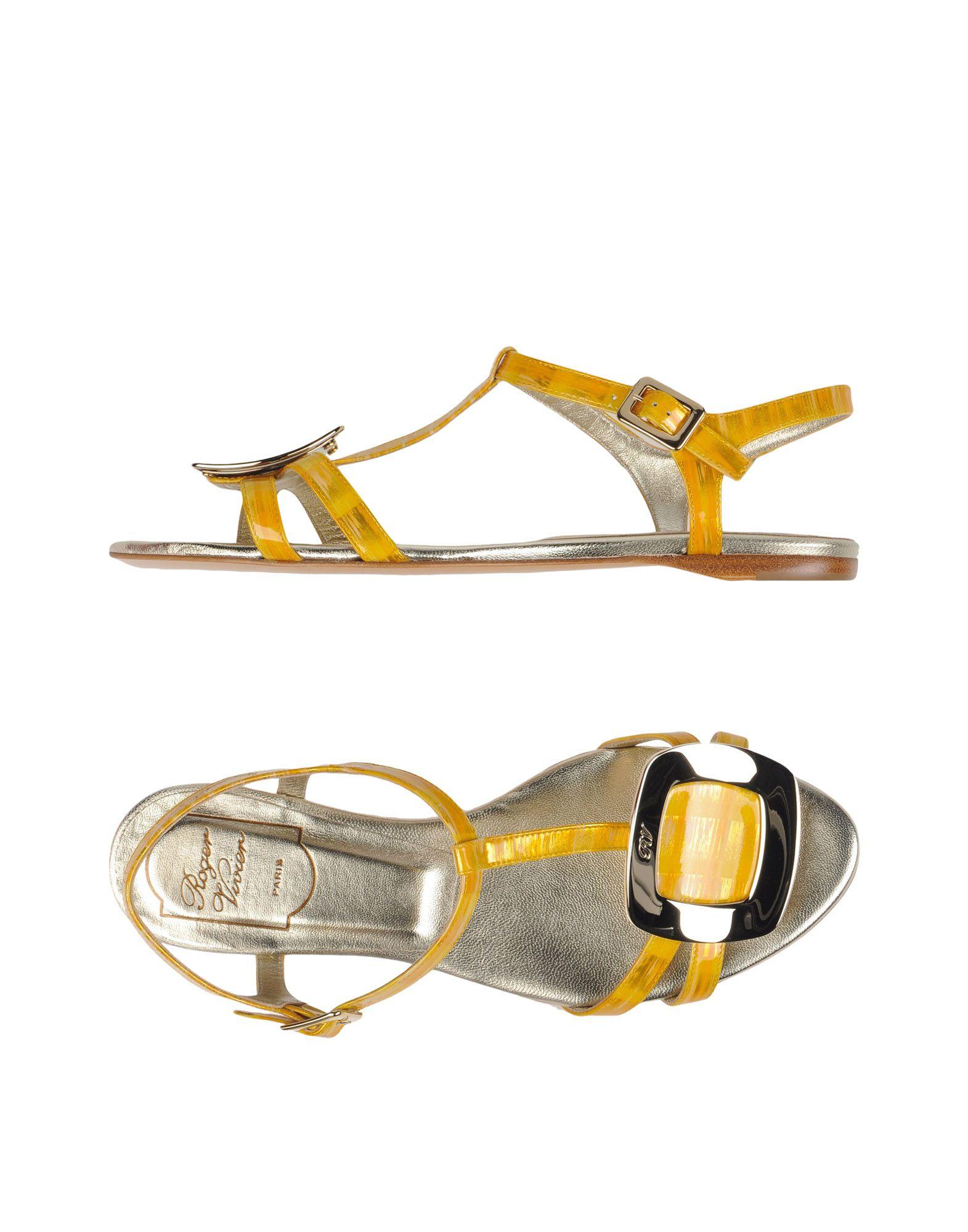 Roger Vivier Sandalen aussehende Damen  11184750GBGünstige gut aussehende Sandalen Schuhe 4c206f