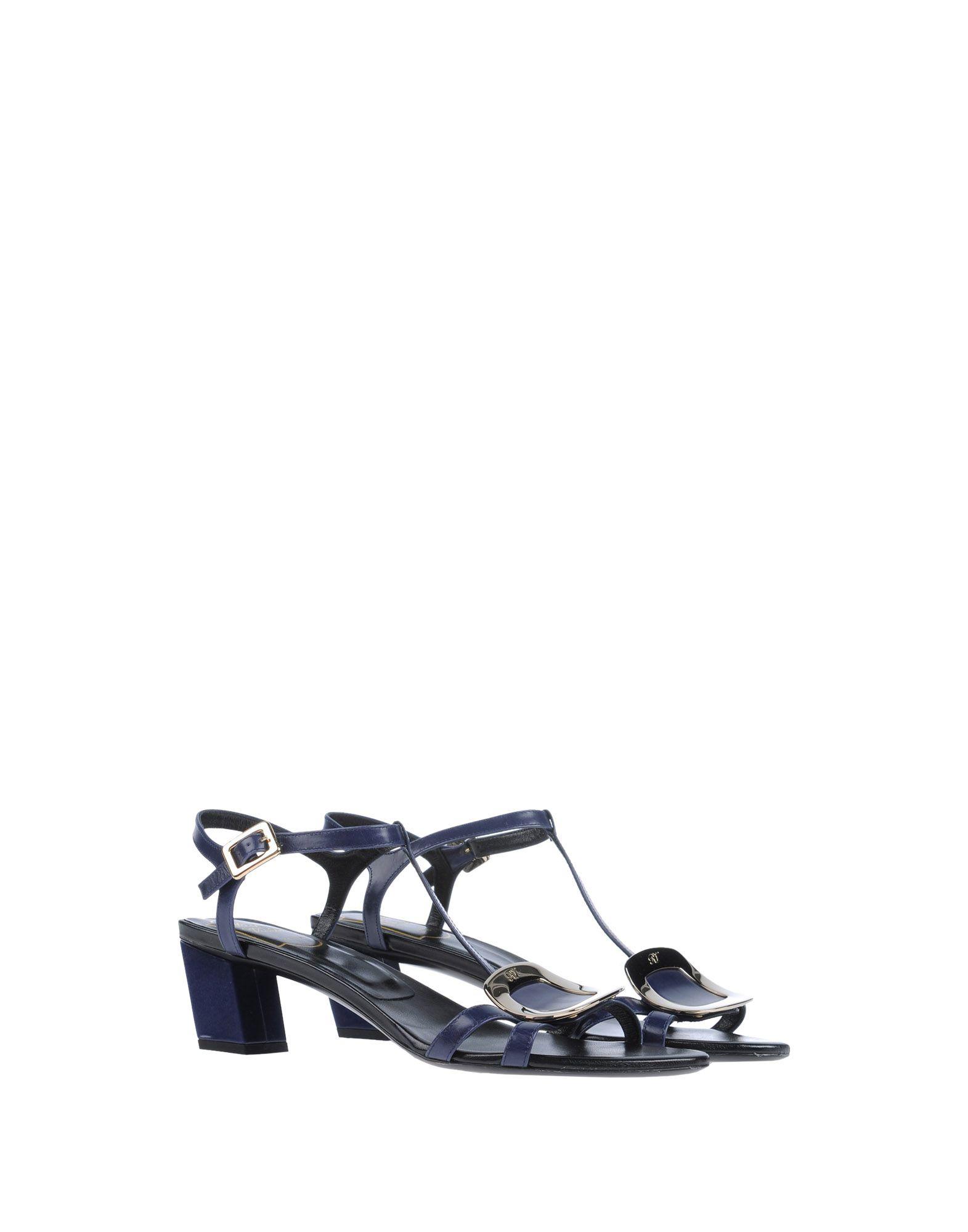 Roger Vivier gut Sandalen Damen  11184809FAGünstige gut Vivier aussehende Schuhe b67f6c