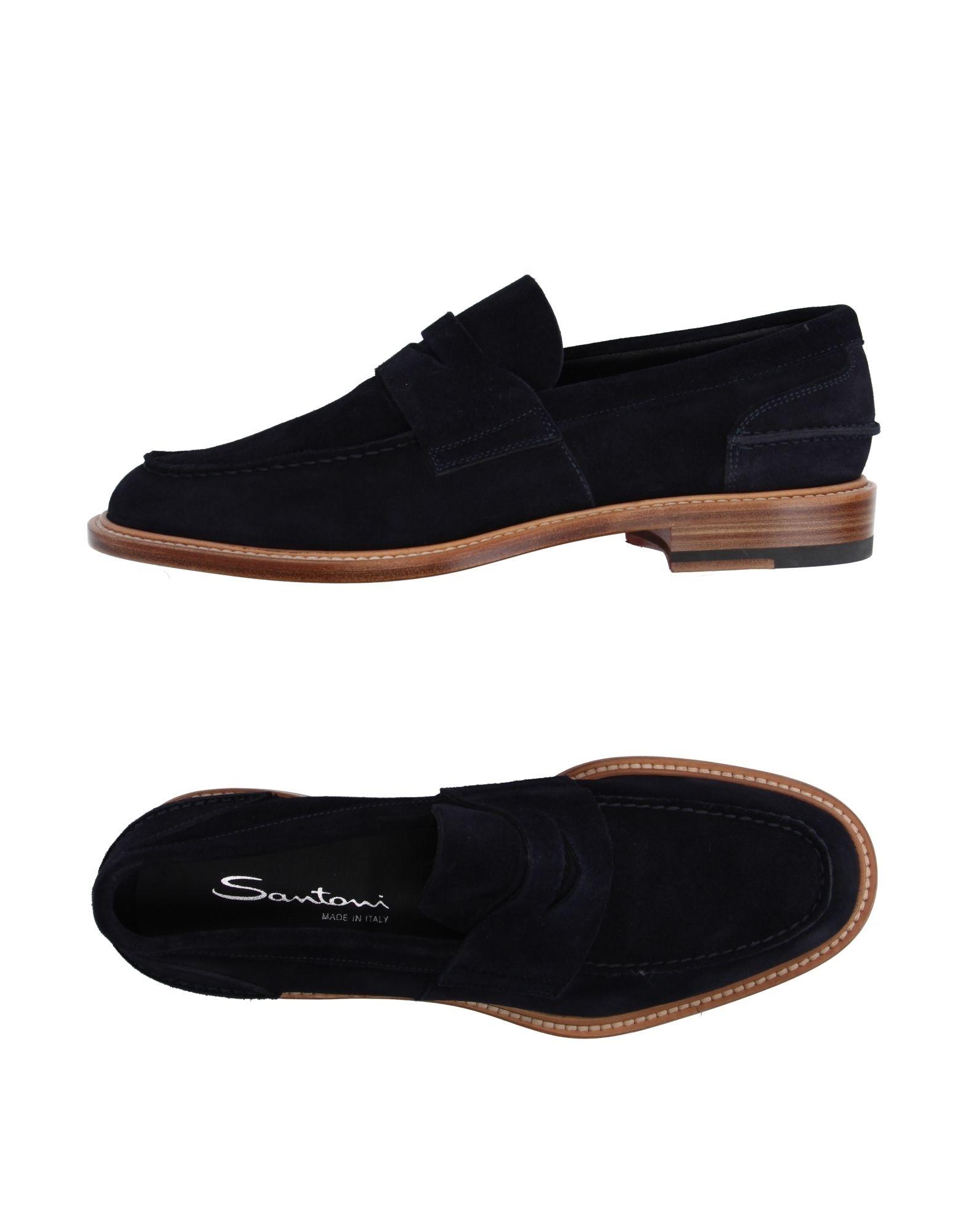 Santoni Mokassins Herren  11184980SA Gute Qualität beliebte Schuhe