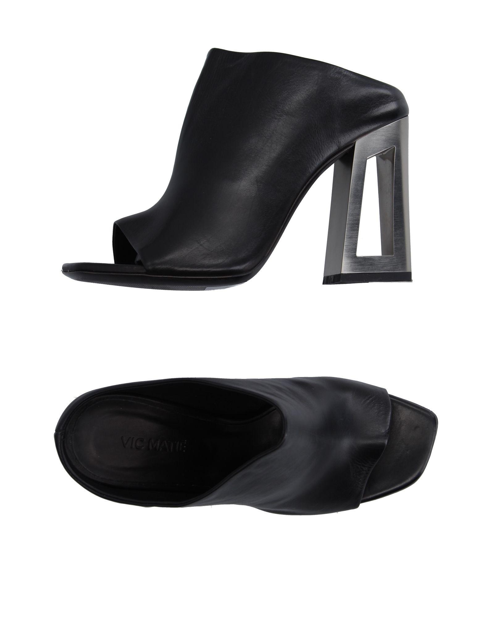Stilvolle billige Schuhe Vic Matiē Sandalen Damen  11185023RC