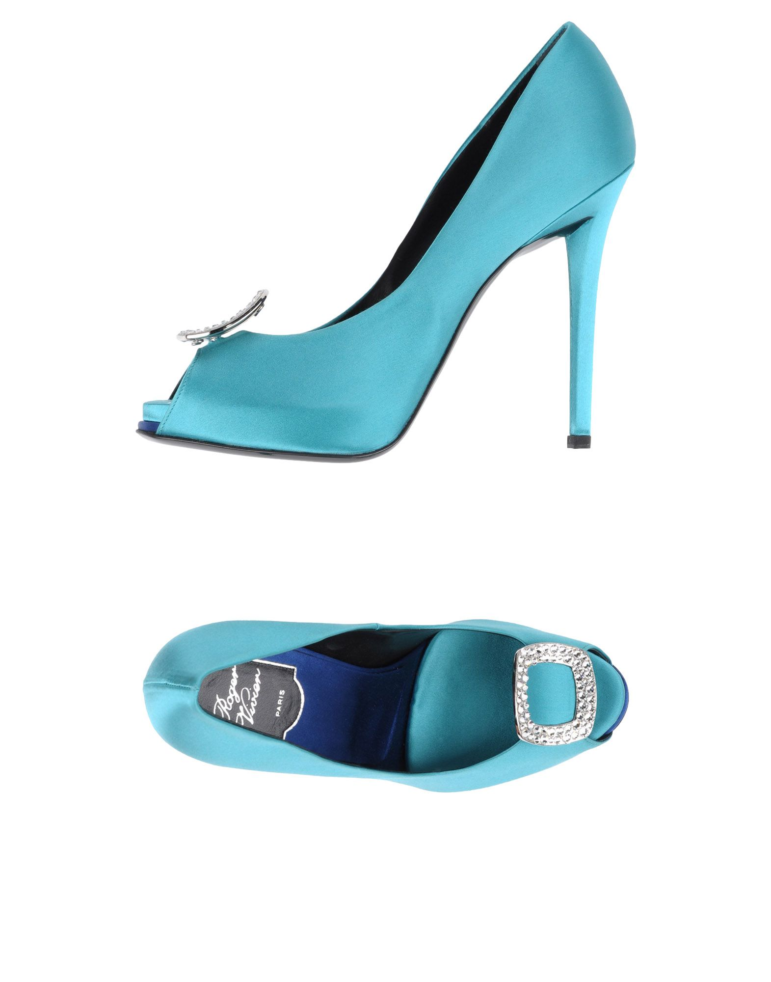 Roger Vivier Pumps Damen Schuhe  11185040OHGünstige gut aussehende Schuhe Damen 0ccb29