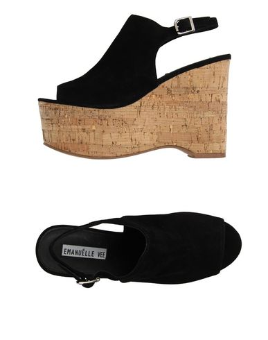 Emanuelle Vee Sandalia kjøpe billig komfortabel klaring salg billig 2014 billig salg opprinnelige finner stor online Hbvy42bG