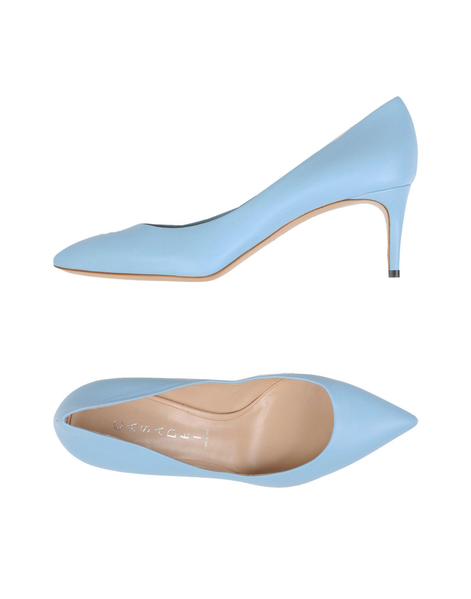 Haltbare Mode billige Schuhe Casadei Pumps Damen  11185353VQ Heiße Schuhe