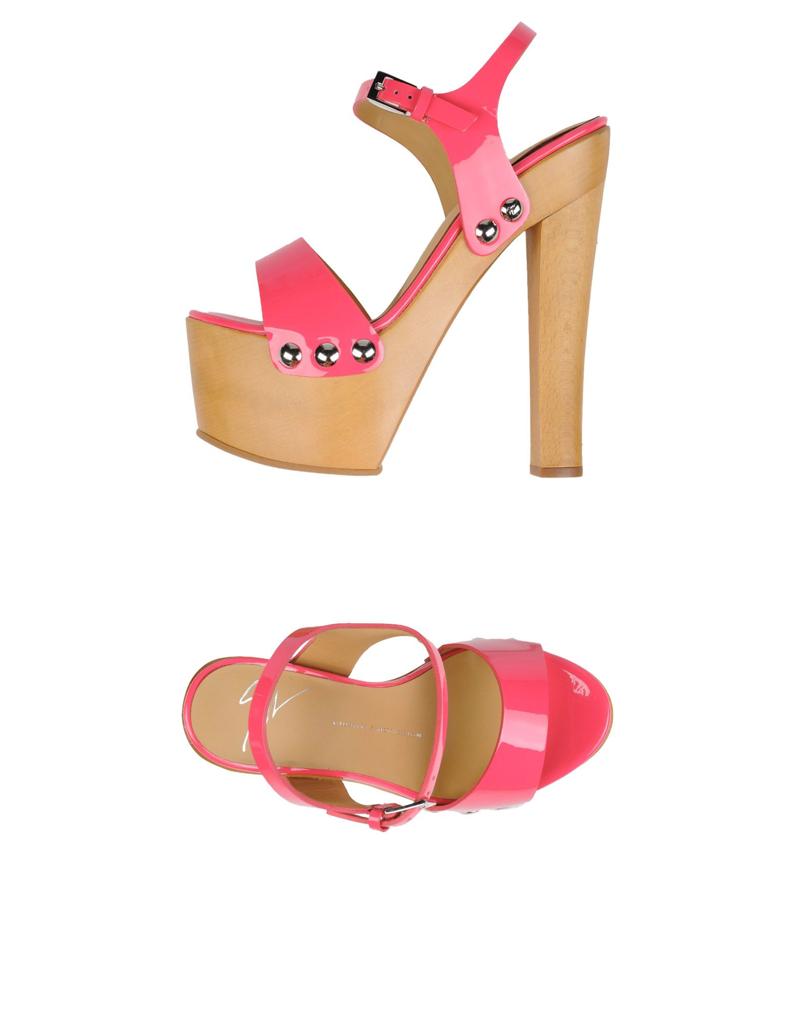 Rabatt Schuhe Giuseppe Zanotti Sandalen Damen  11185811DC