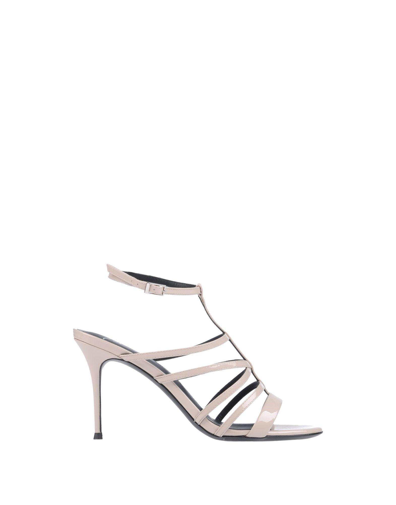 Giuseppe Zanotti Sandalen Schuhe Damen  11185859PS Beliebte Schuhe Sandalen 4c2a47