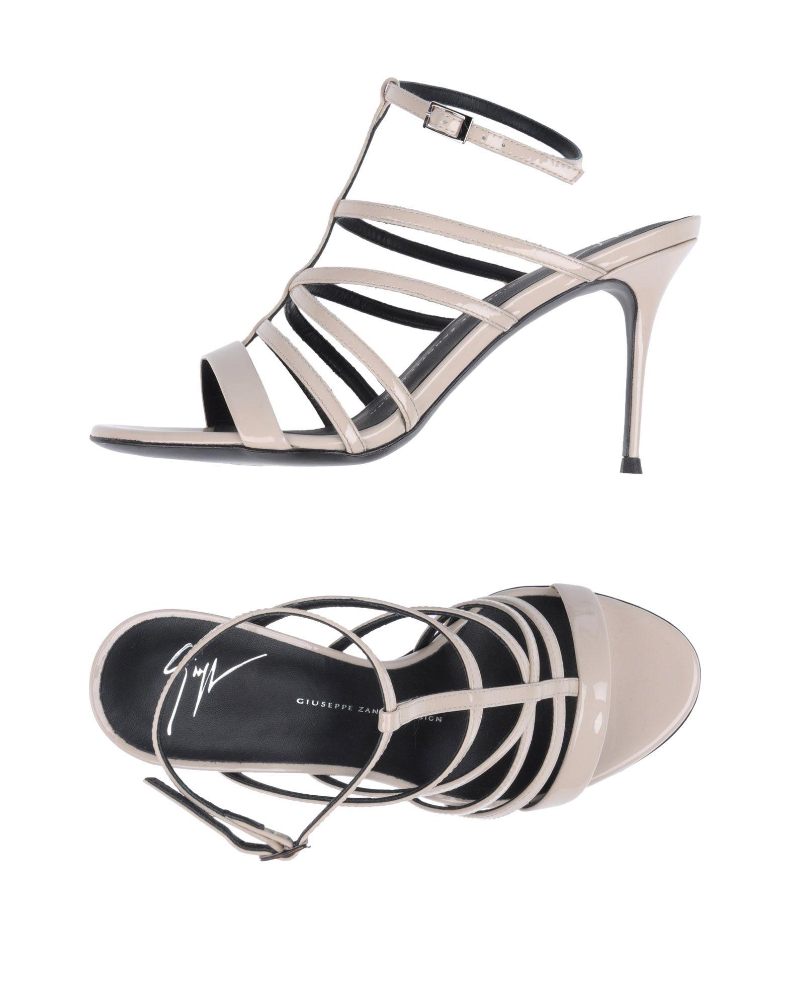 Stilvolle billige Schuhe Giuseppe Zanotti Sandalen Damen  11185859PS