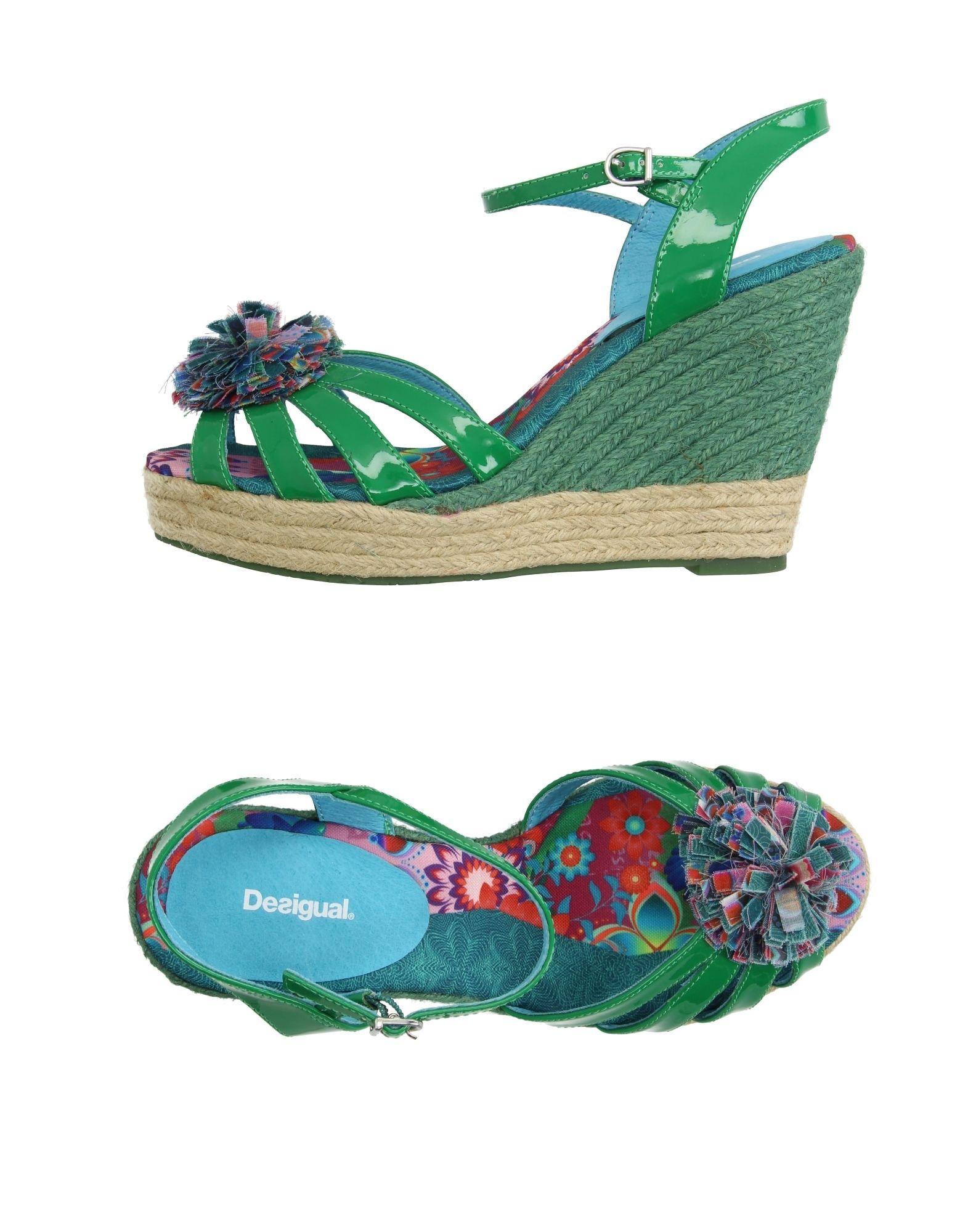 Desigual Espadrilles Damen 11185865TW Schuhe Gute Qualität beliebte Schuhe 11185865TW af6246
