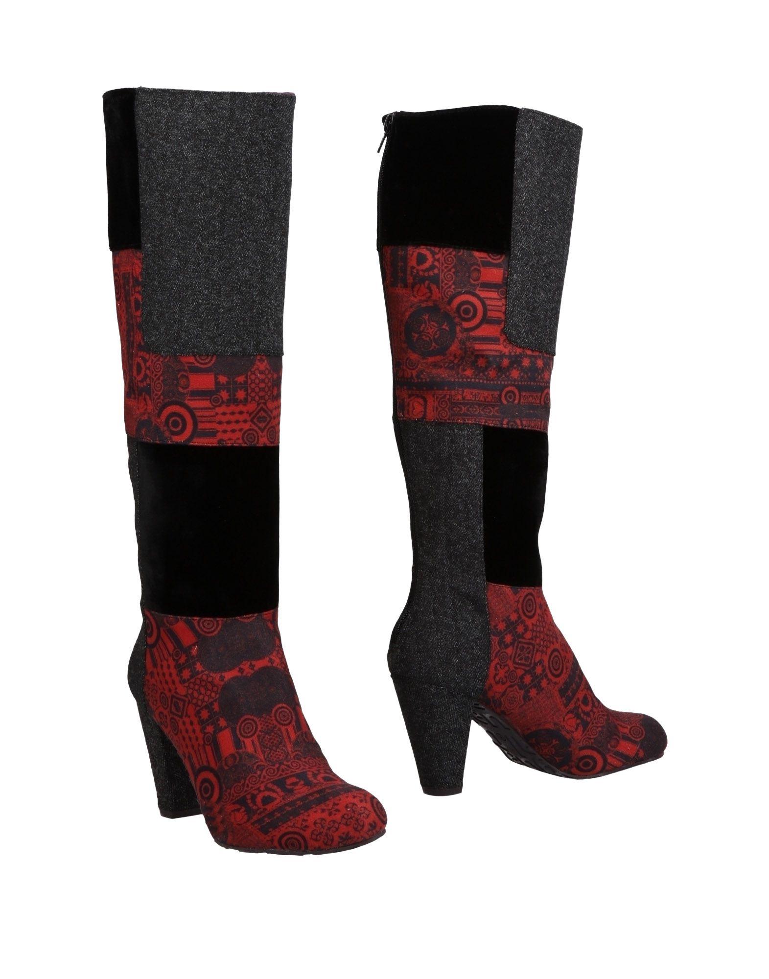 Moda Moda Moda Stivali Desigual Donna - 11185872MF 139a1b