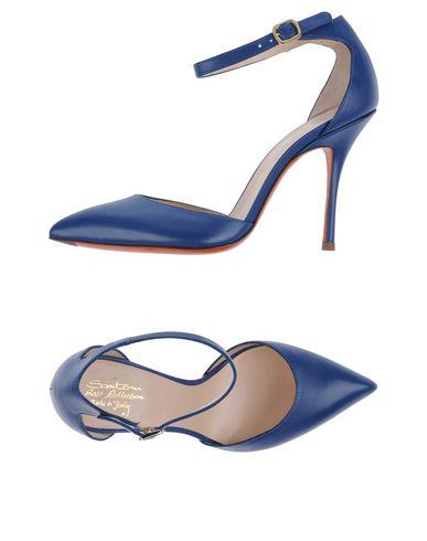 Escarpins Bleu Bleu Santoni Escarpins Bleu Escarpins Escarpins Santoni Santoni Santoni rnnaXwfx
