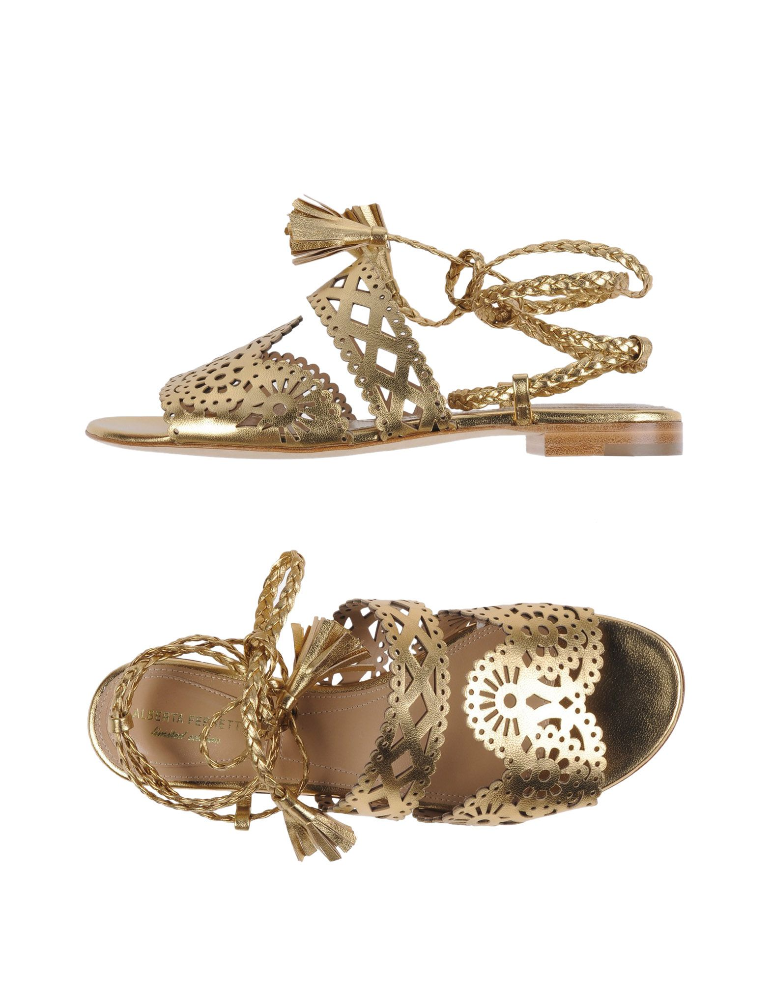Alberta Ferretti Sandals - Women Alberta Ferretti Sandals online - on  United Kingdom - online 11186274GA fdf598