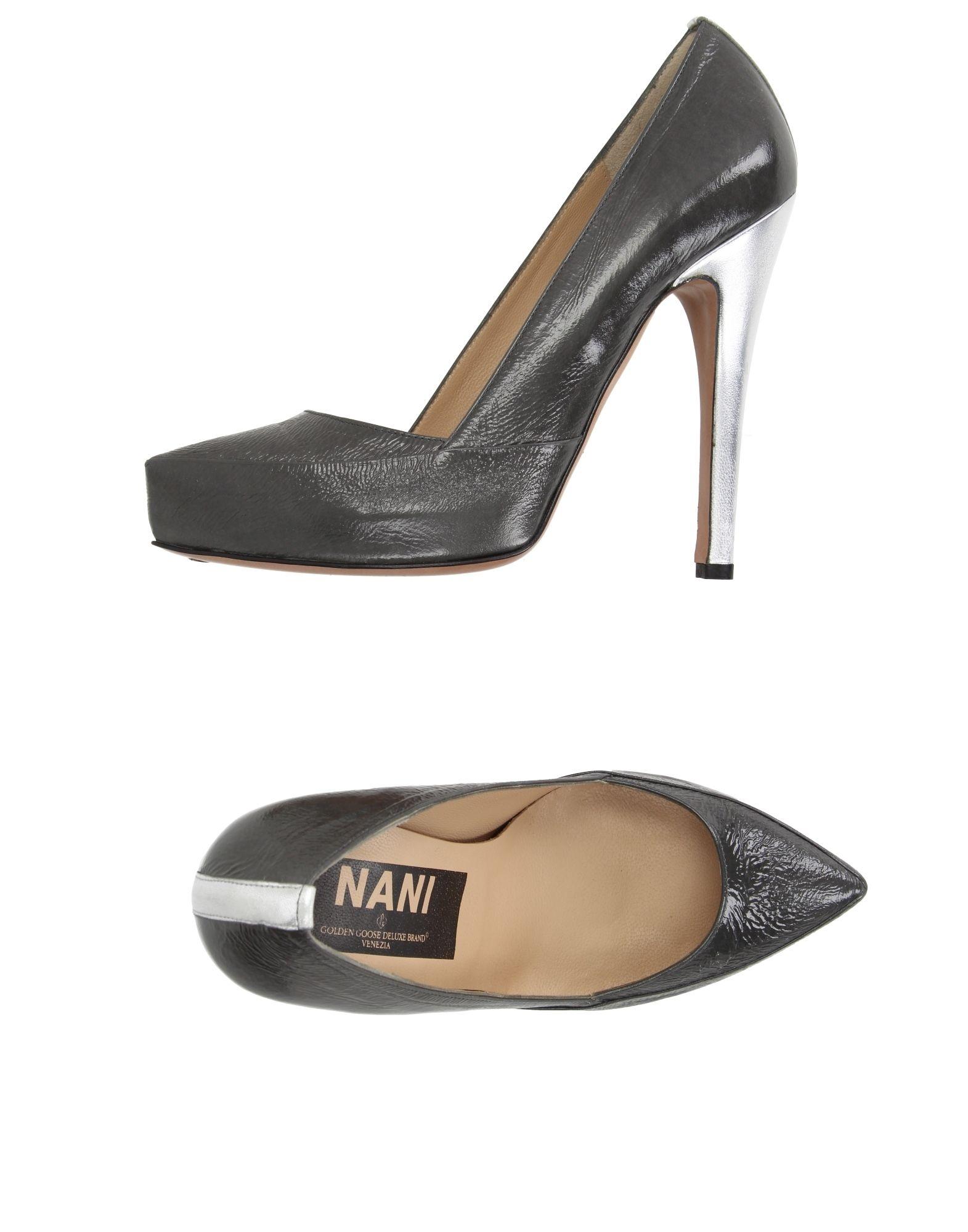 Golden Goose Deluxe Brand Pumps Damen  11186290TO Gute Qualität beliebte Schuhe