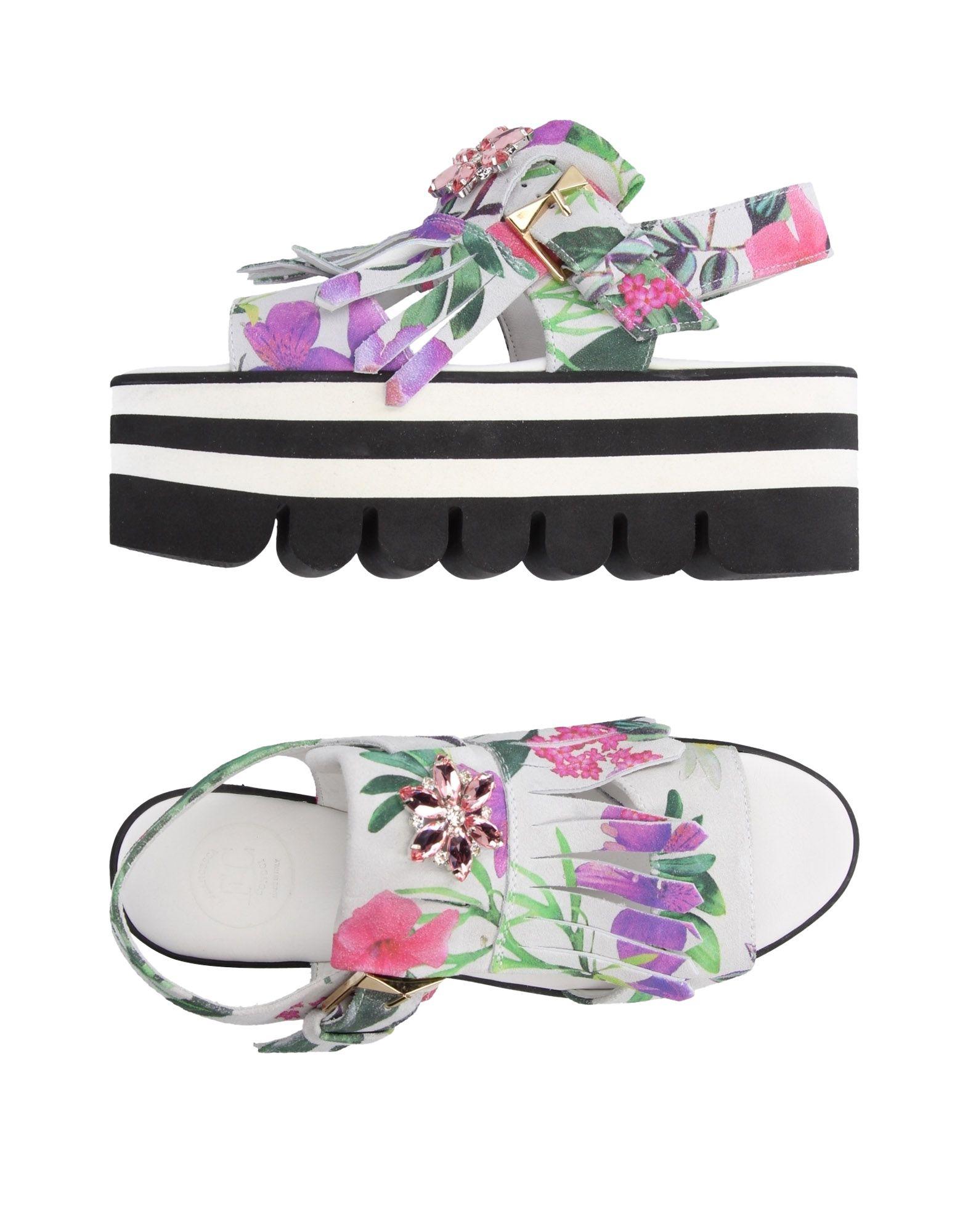 Gut um billige Schuhe zu tragenFrancesca Conoci Sandalen Damen  11186294SA