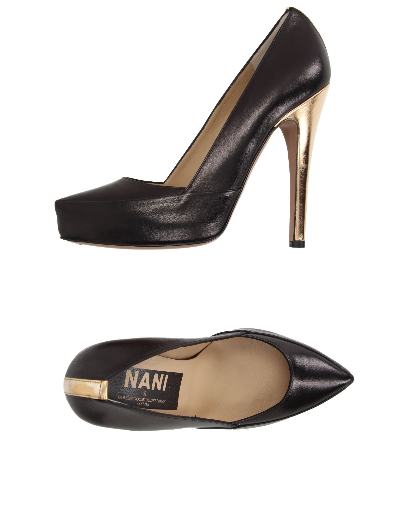 Stilvolle billige Schuhe Golden Damen Goose Deluxe Brand Pumps Damen Golden  11186296PT 21bab4